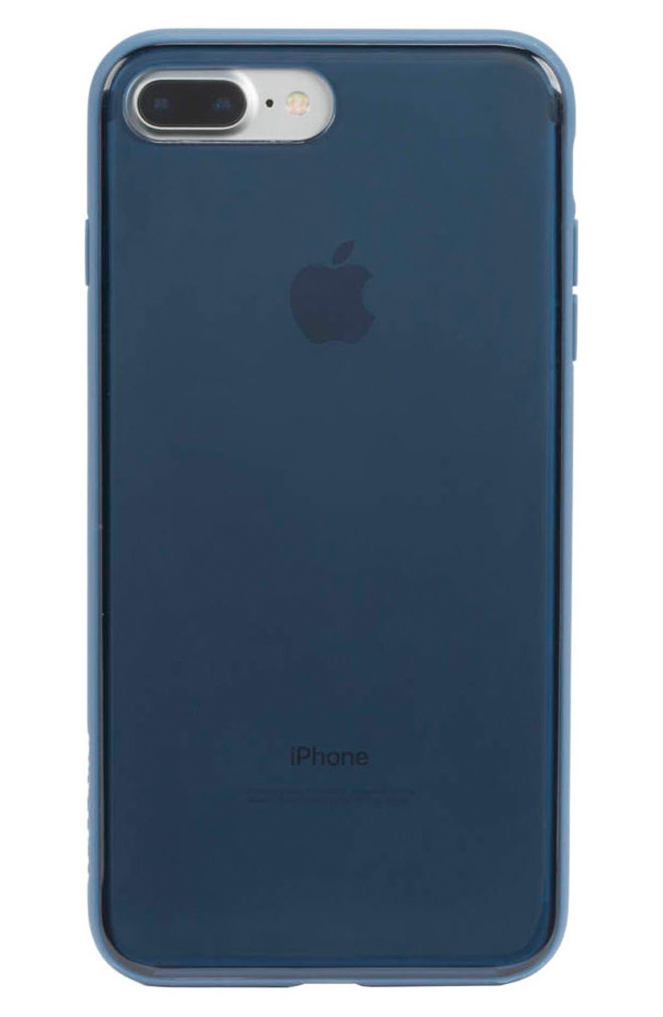 Pop Case Tint iPhone 7 Plus/8 Plus Case,                         Main,                         color, Blue Smoke