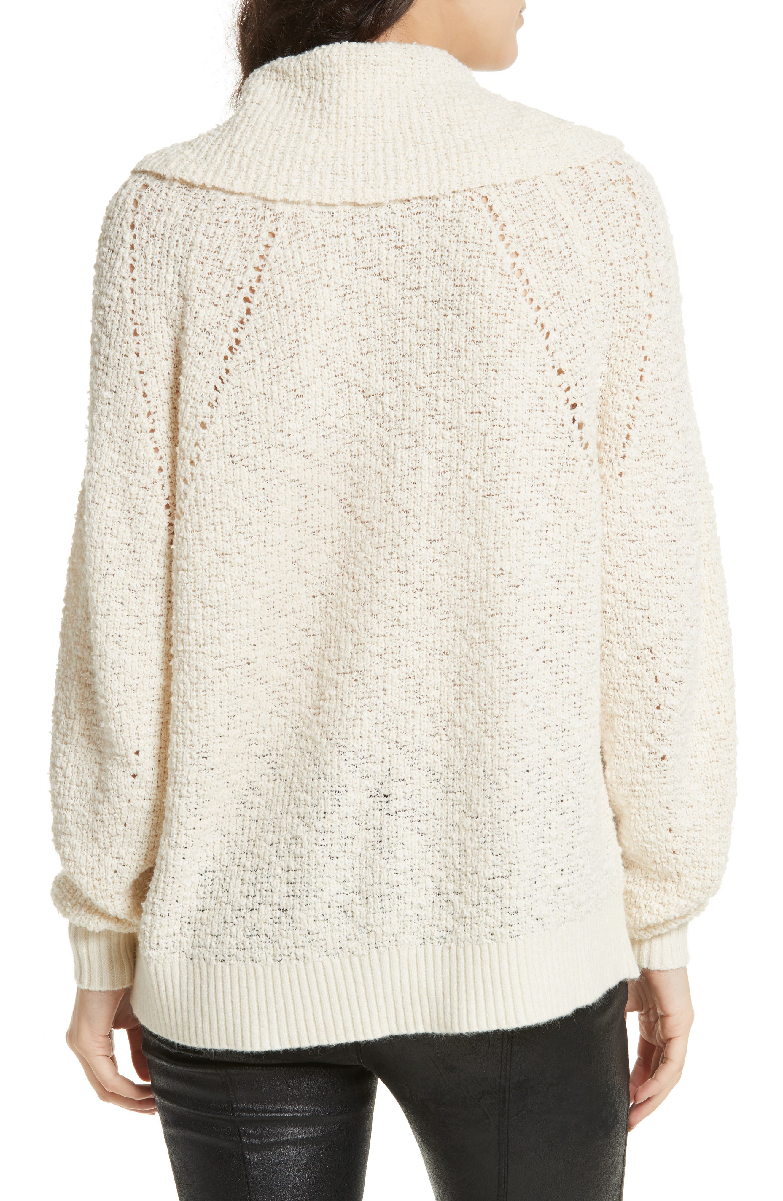 Alternate Image 2  - Free People By Your Side Sweater