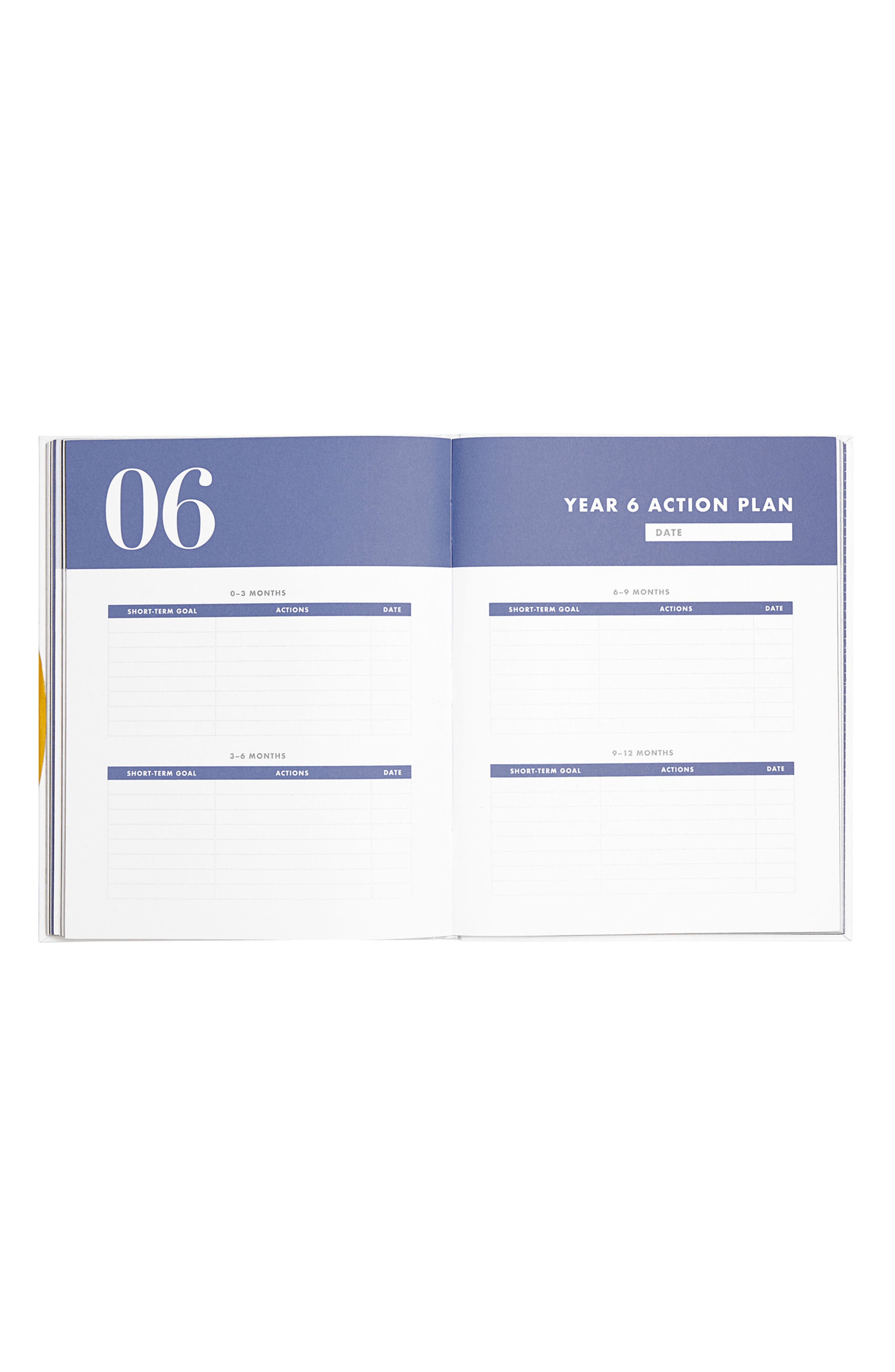 Alternate Image 3  - kikki.K 10-Year Plan Journal
