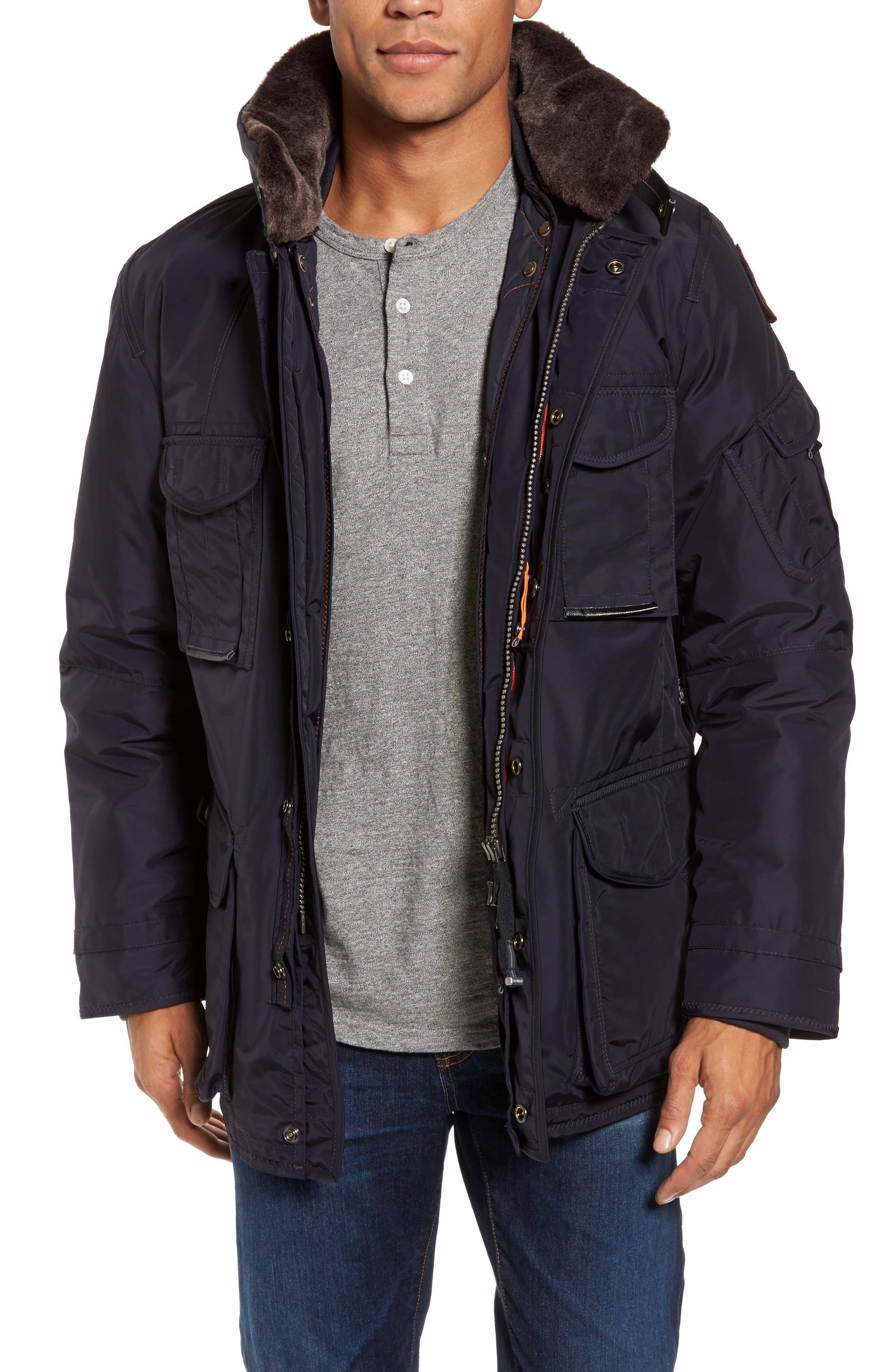 Parajumpers Slim Fit Field Jacket