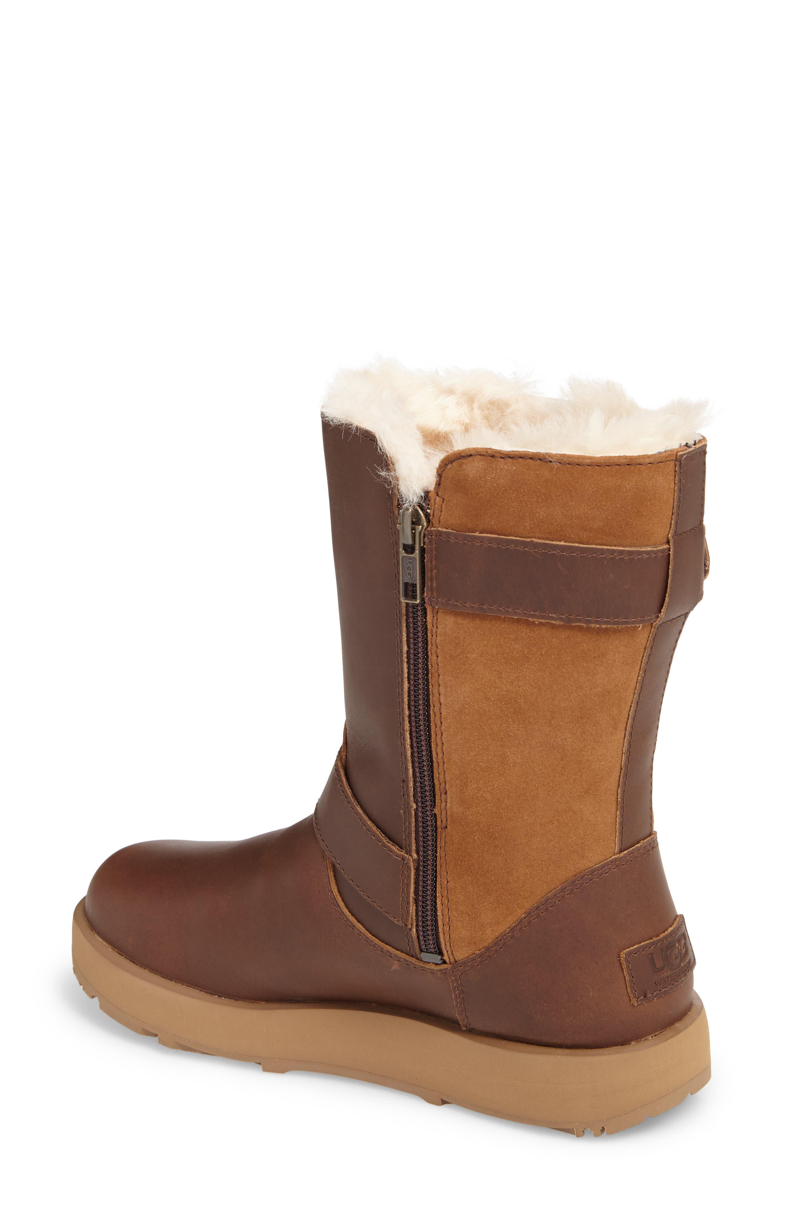 Alternate Image 2  - UGG® Breida Waterproof Boot (Women)