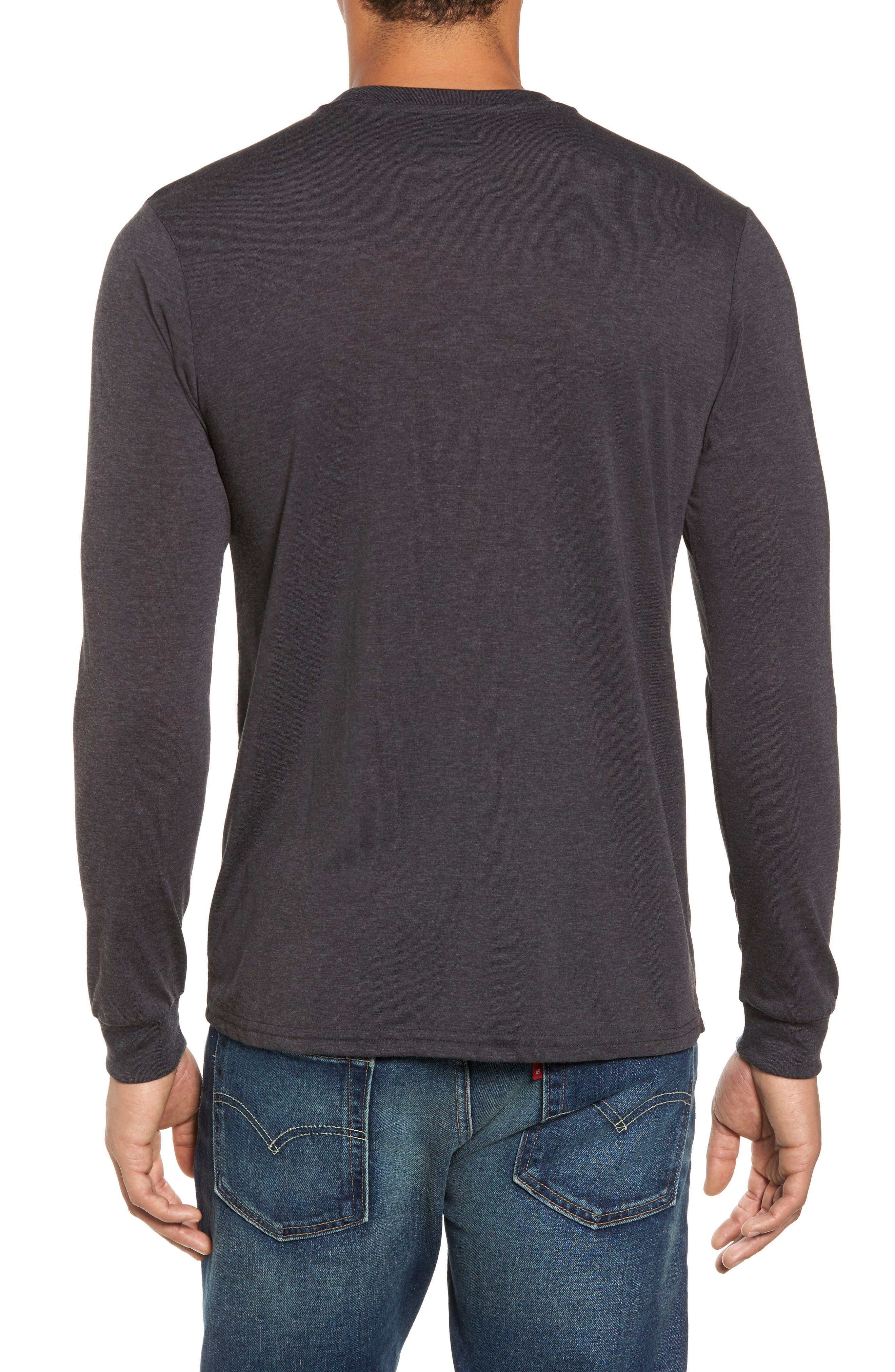 Mini Wettie Tech T-Shirt,                             Alternate thumbnail 2, color,                             Charcoal