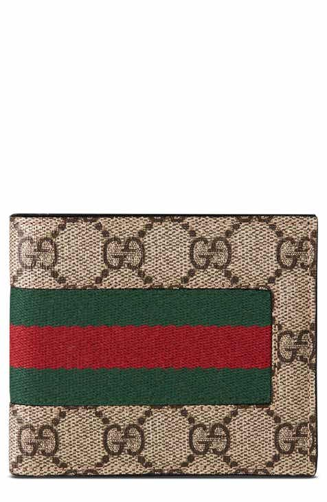 55fd35162e0 Gucci Supreme Wallet