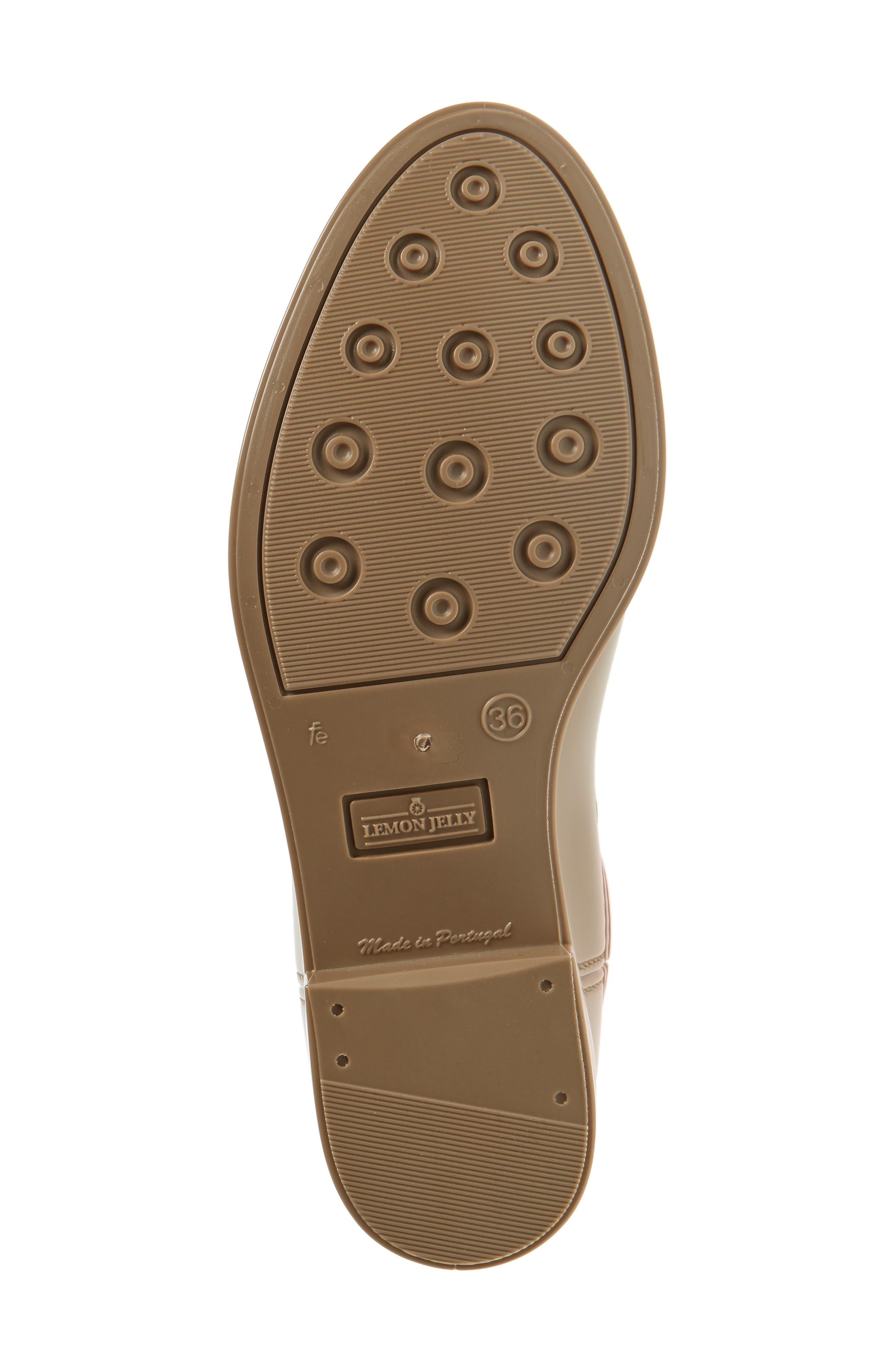Pisa Waterproof Chelsea Boot,                             Alternate thumbnail 6, color,                             Taupe Gloss