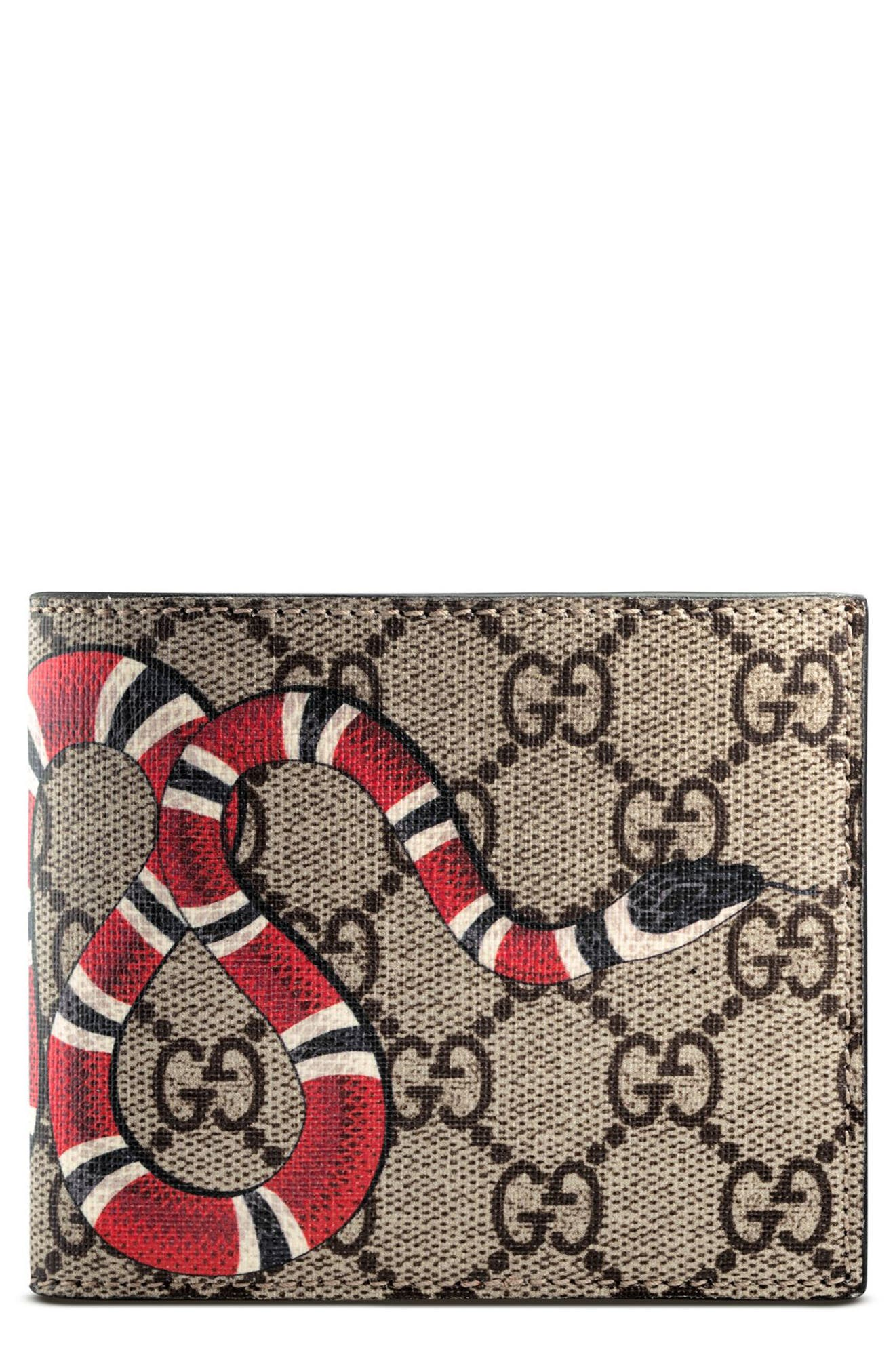 Gucci Snake Wallet