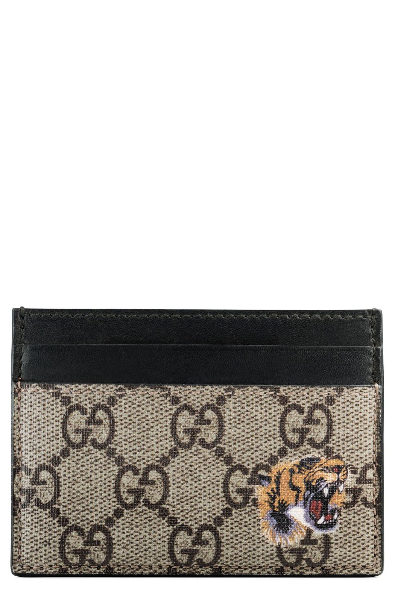Gucci Logo Card Case
