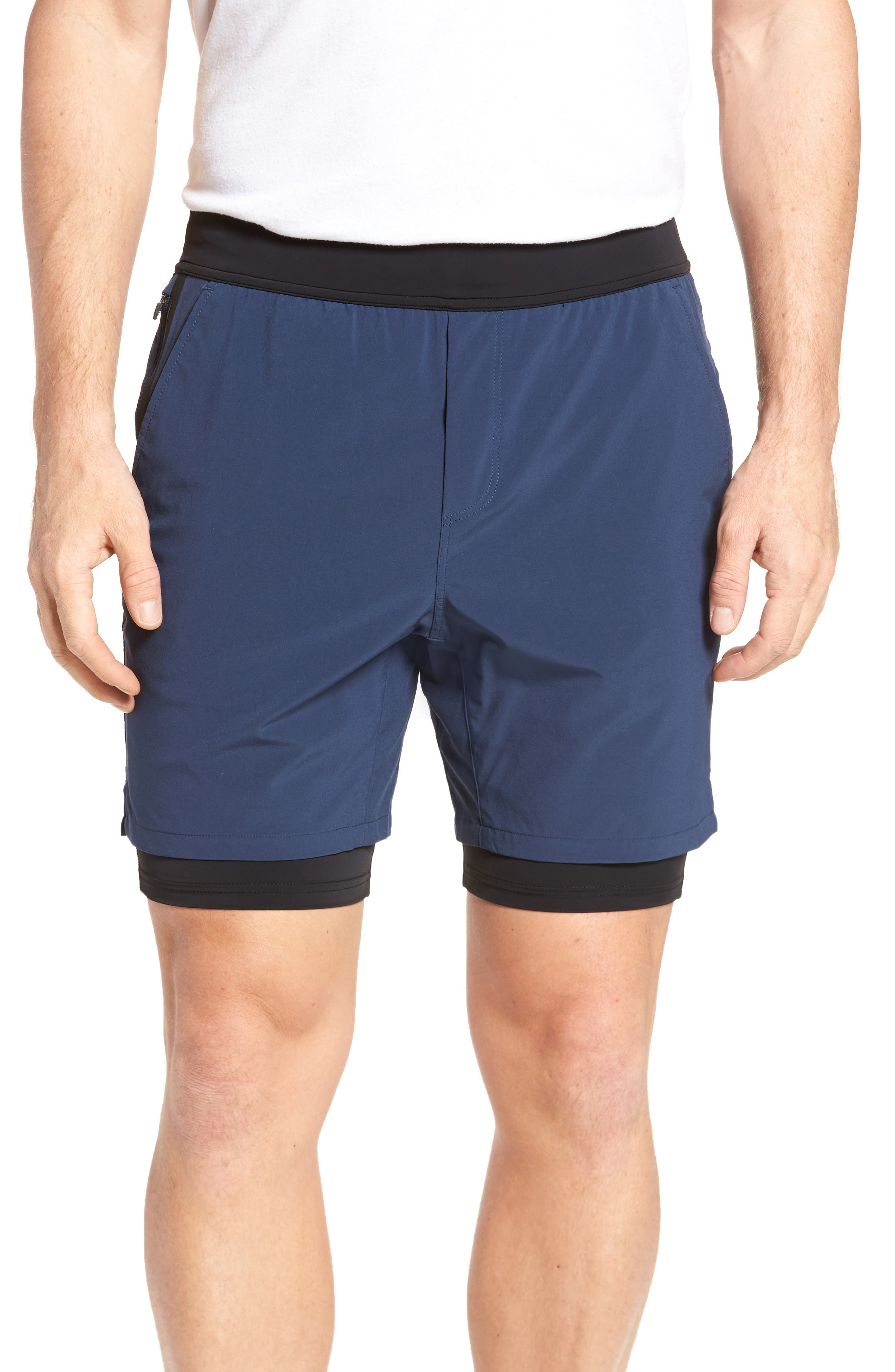 Ten Thousand Interval Athletic Shorts
