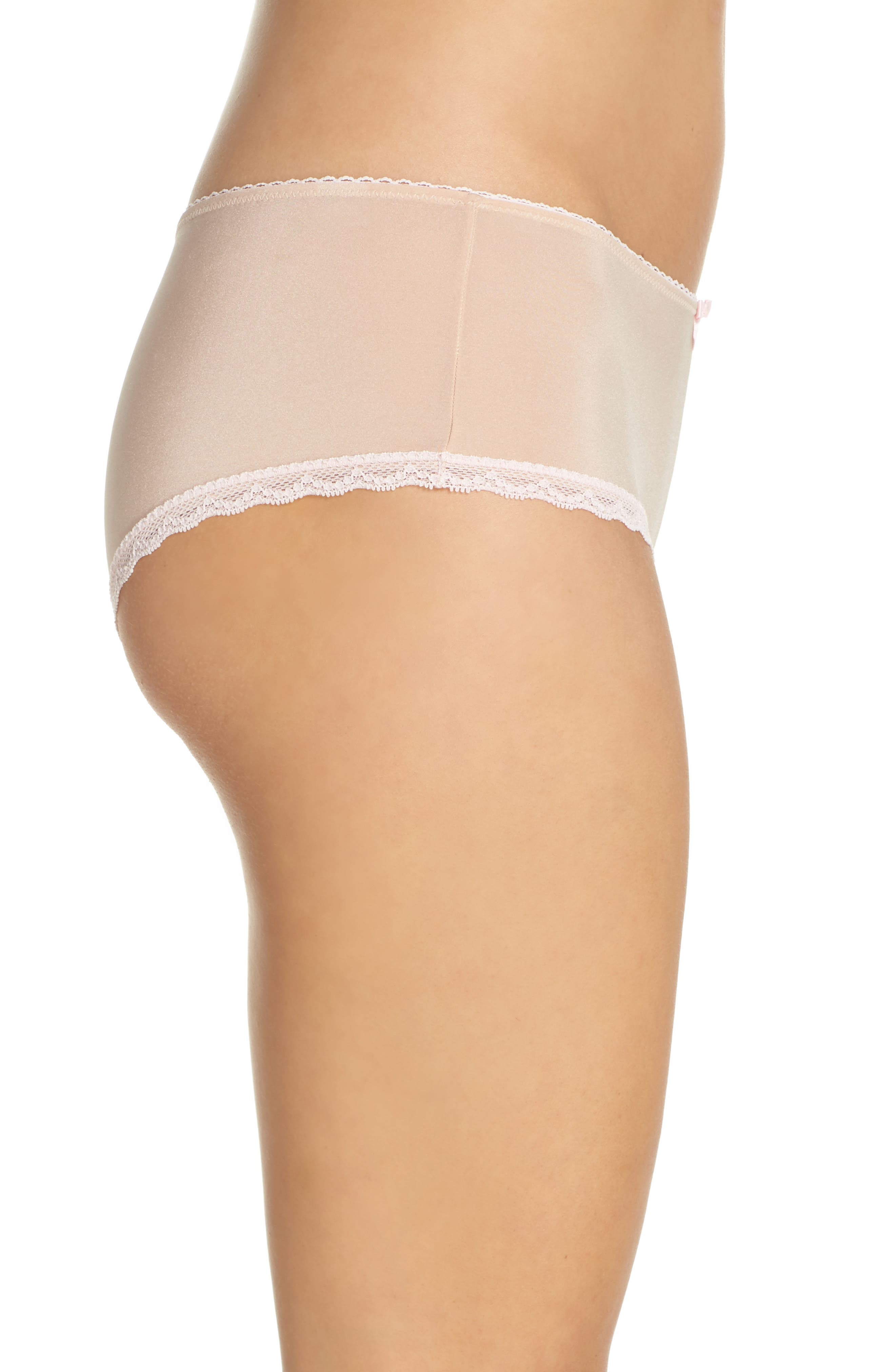 Alternate Image 3  - Betsey Johnson Perfectly Sexy Hipster Briefs