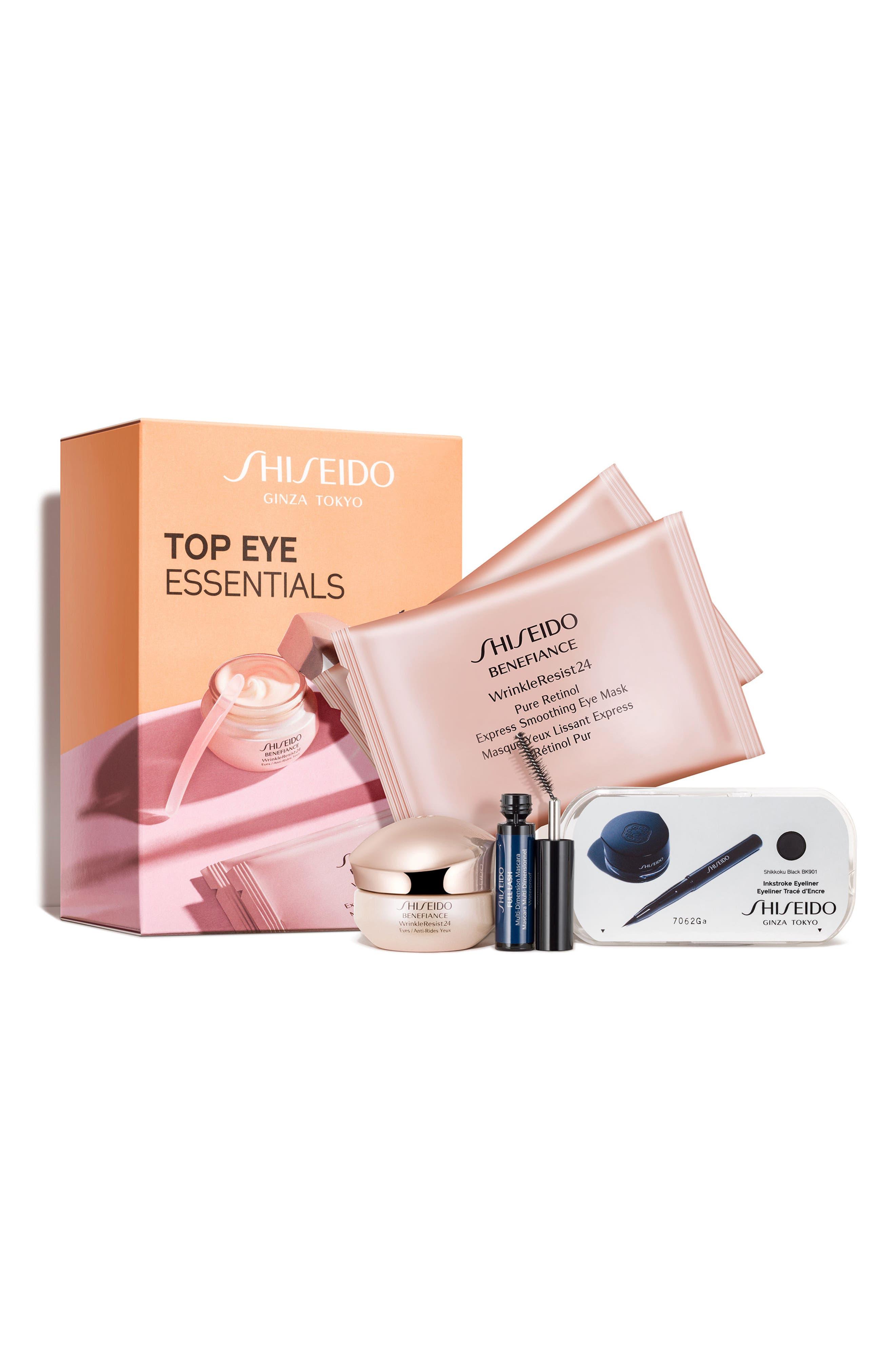Top Eye Essentials Collection,                             Main thumbnail 1, color,                             No Color