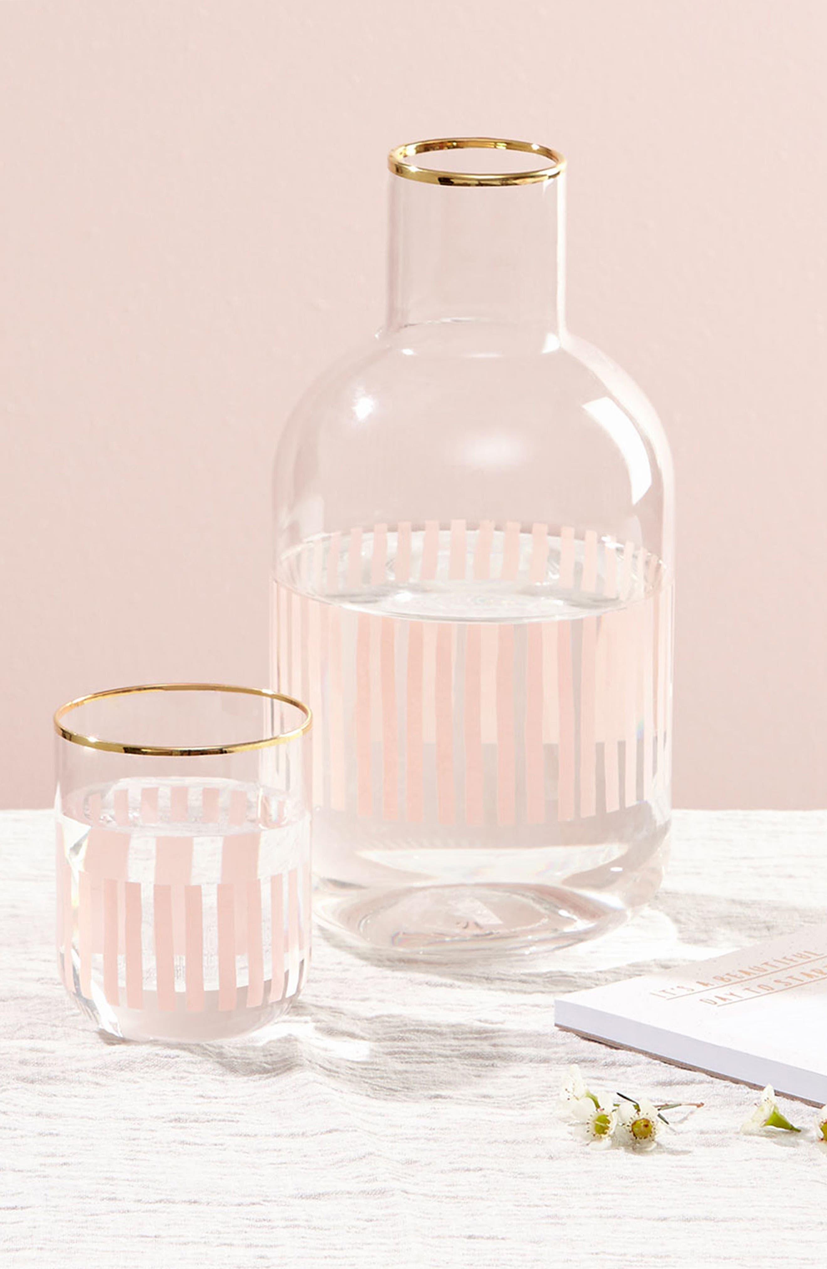 Alternate Image 3  - kikki.K Carafe & Glass Set