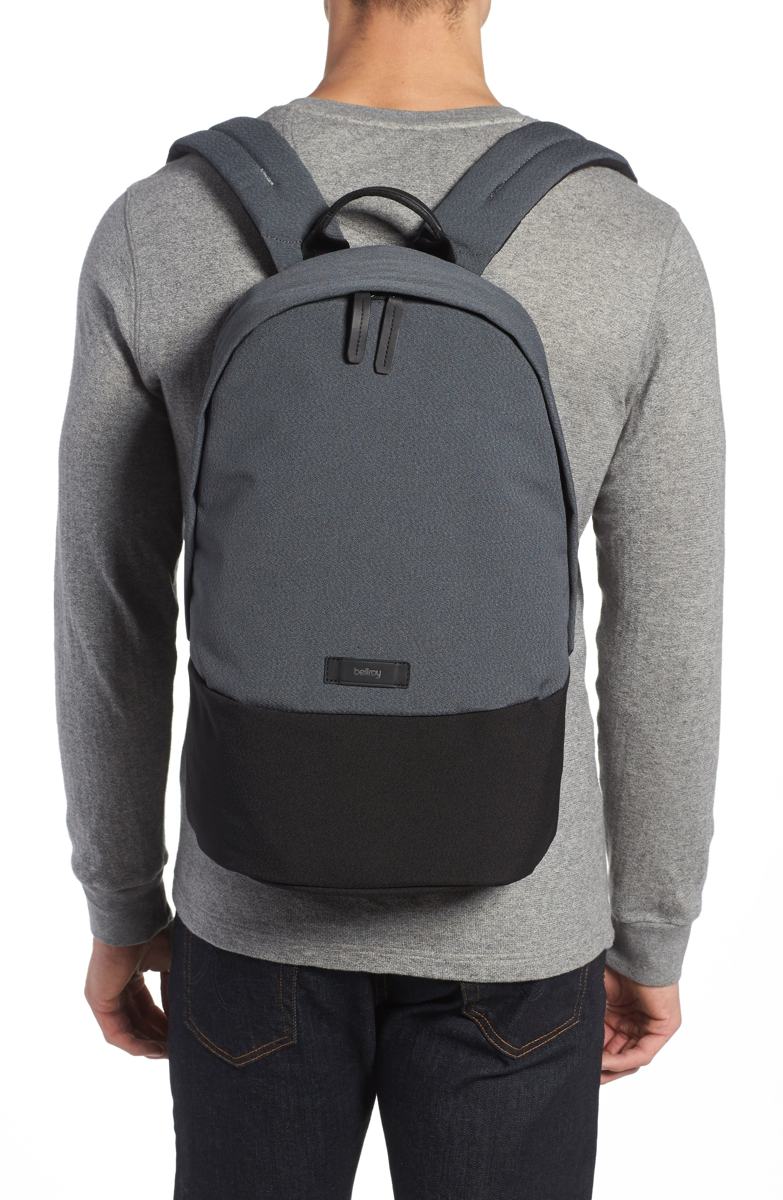 Classic Backpack,                             Alternate thumbnail 2, color,                             Moss Grey