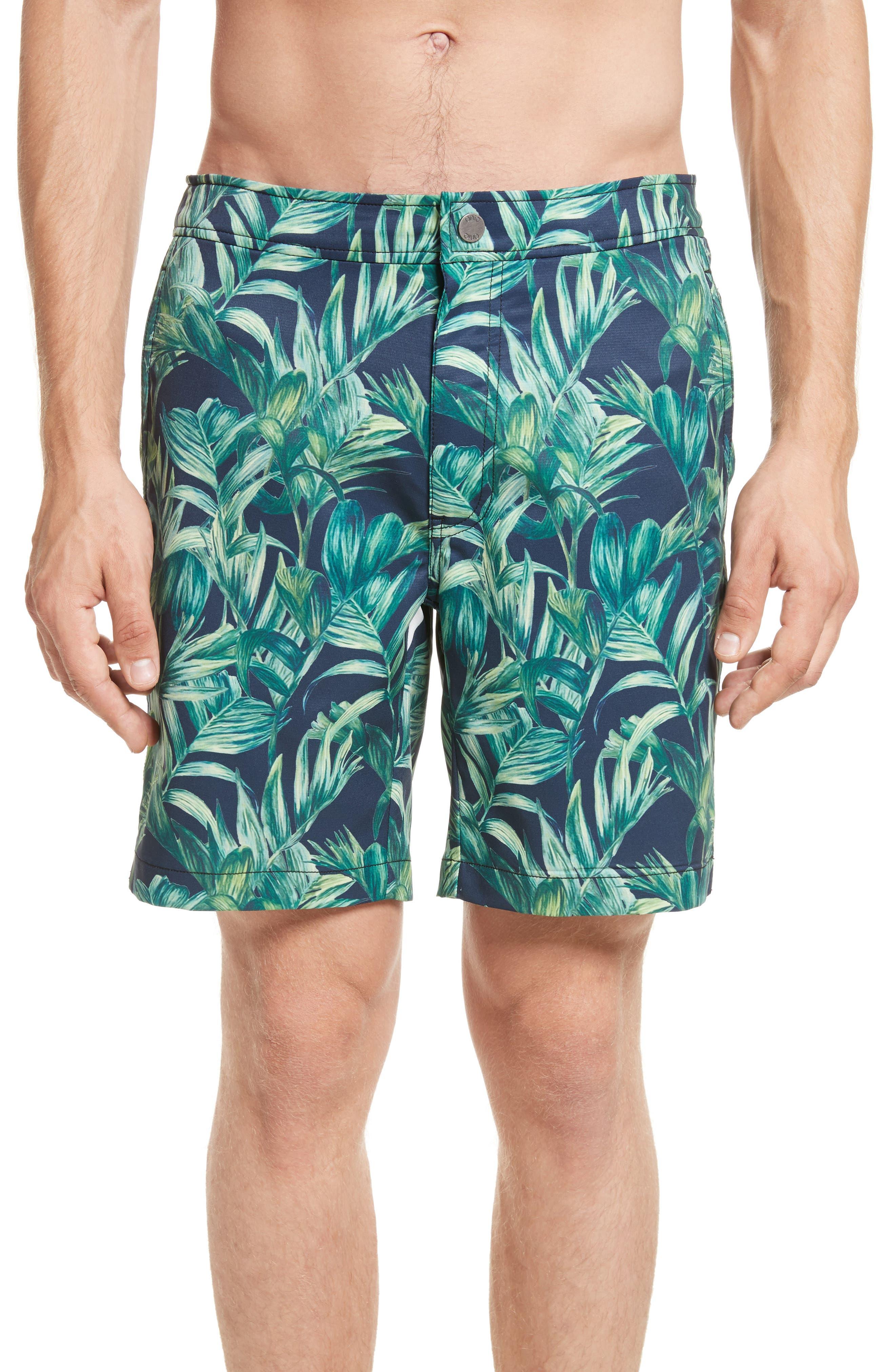 ONIA Calder Palma del Mar Board Shorts