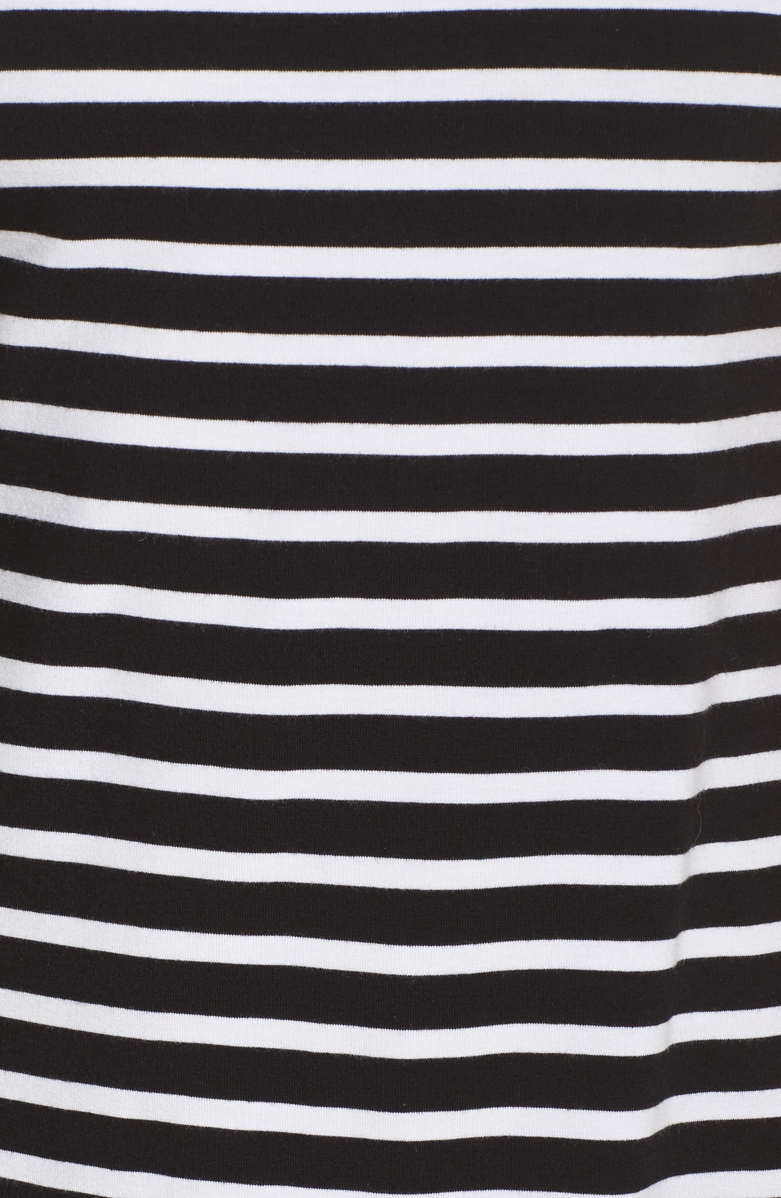 Alternate Image 5  - Tommy Bahama Breton Stripe Cover-Up Dress