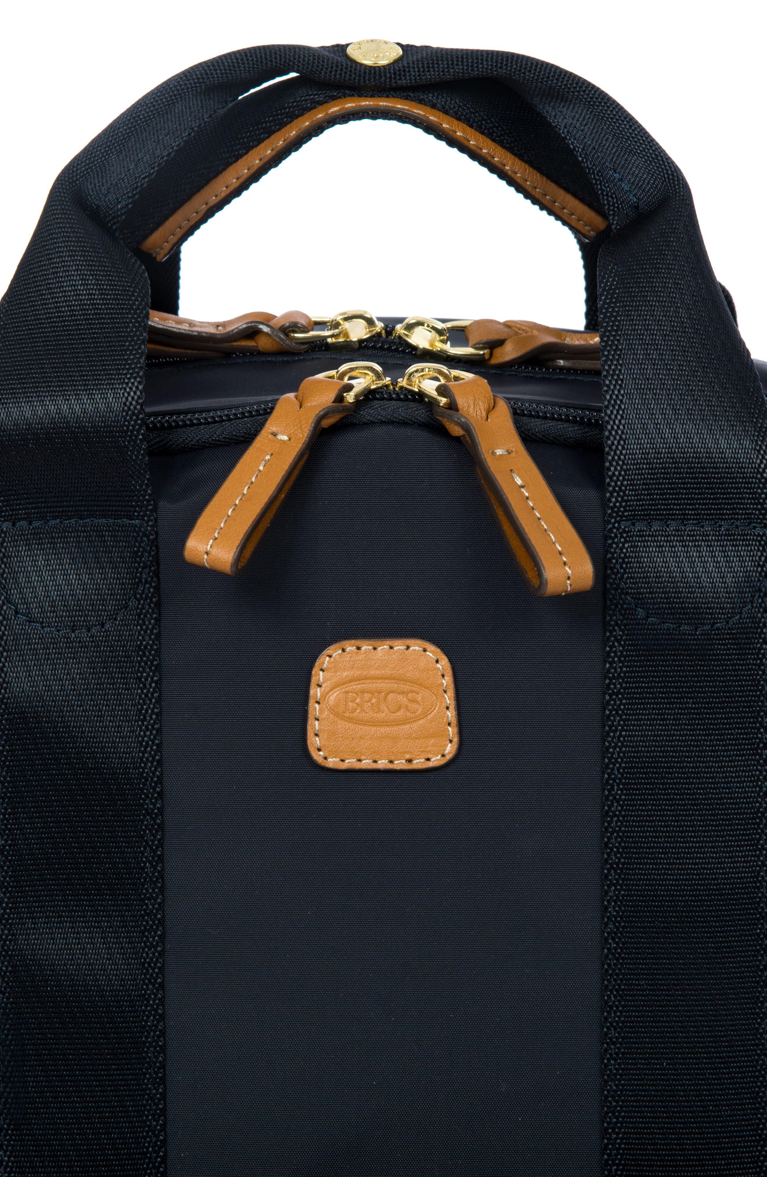 X-Bag Travel Urban Backpack,                             Alternate thumbnail 5, color,                             Navy