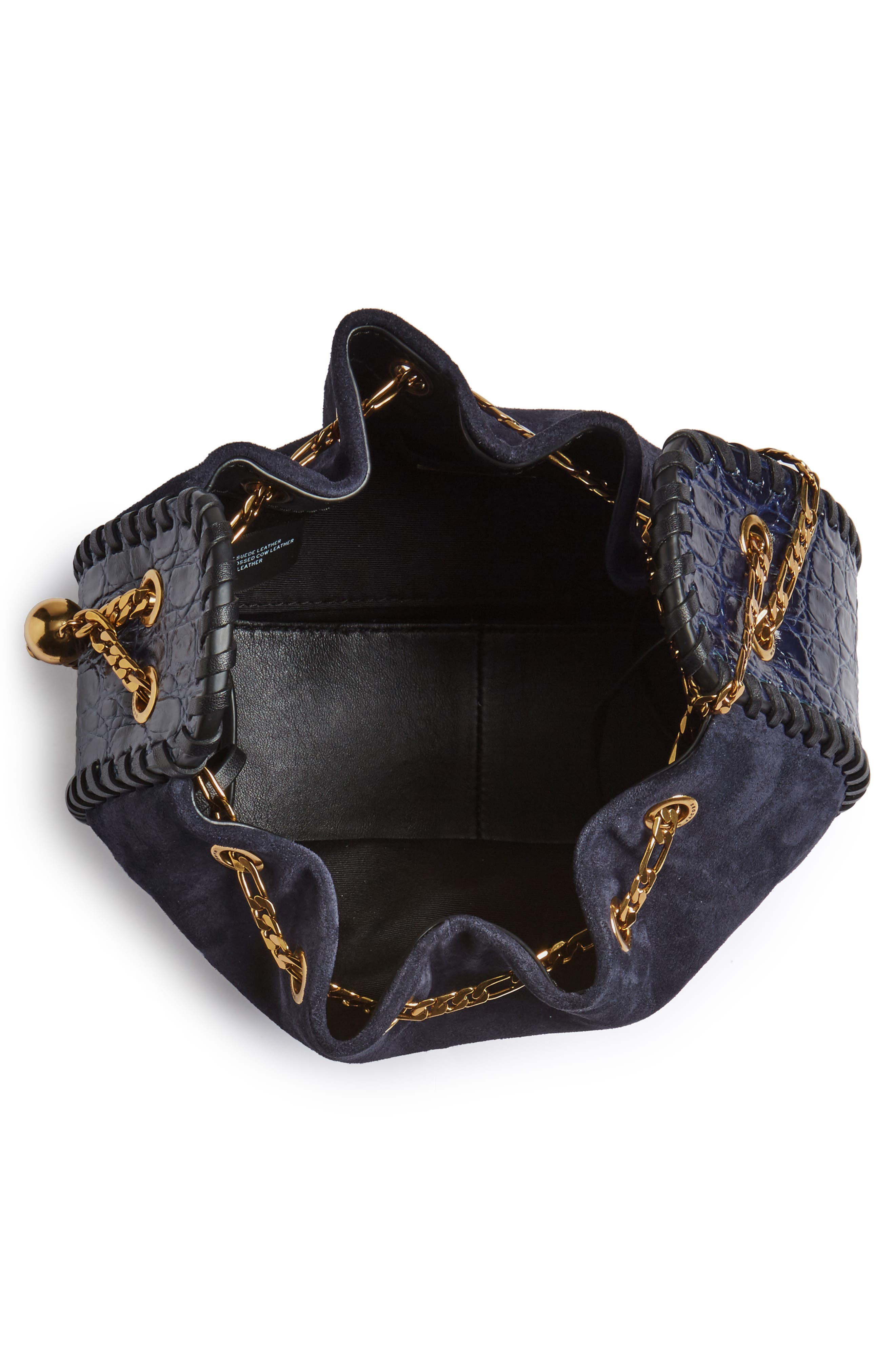 Alternate Image 3  - MARC JACOBS Sway Party Suede Crossbody Bag