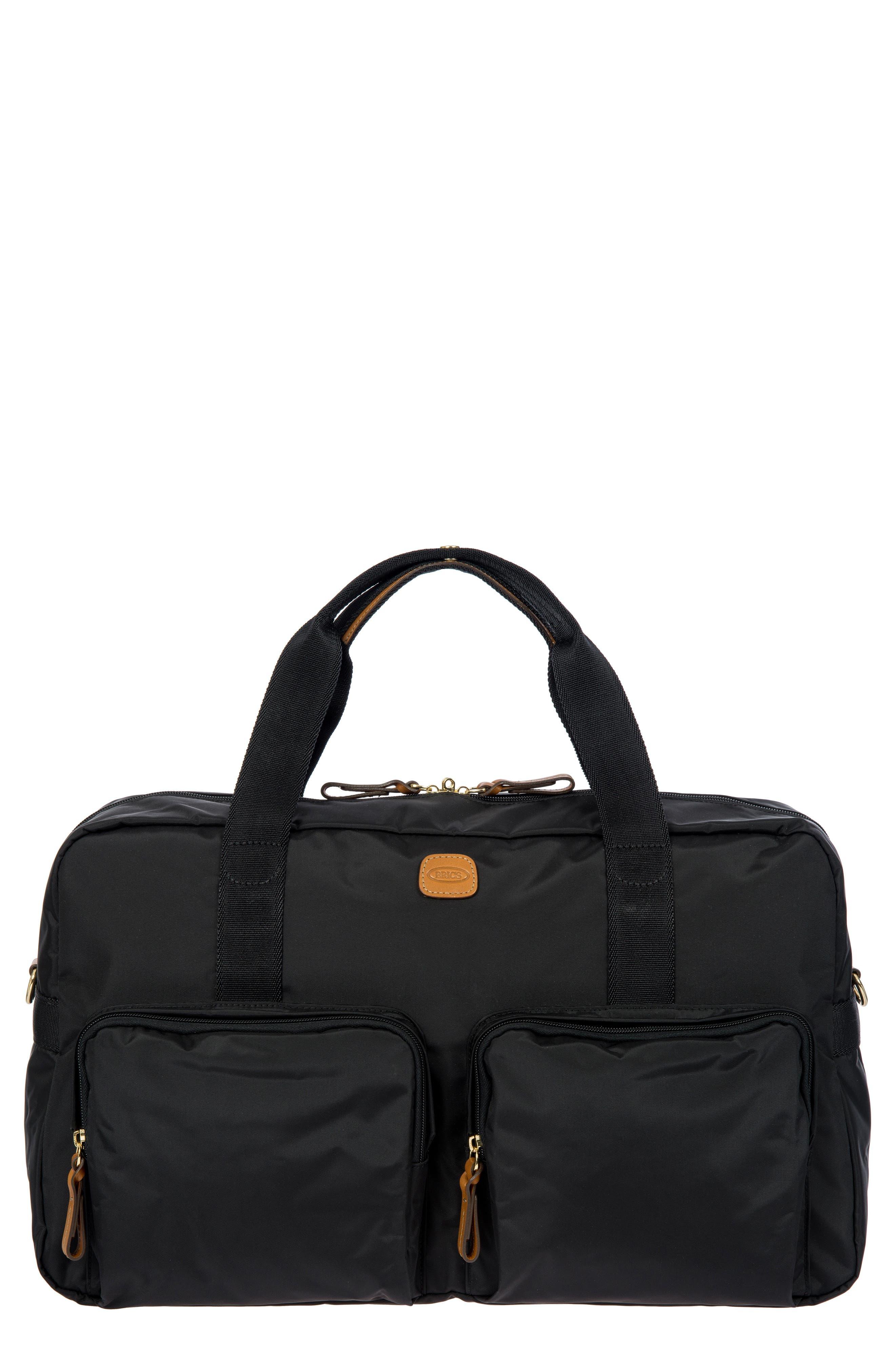 X-Bag Boarding 18-Inch Duffel Bag,                             Main thumbnail 1, color,                             Black