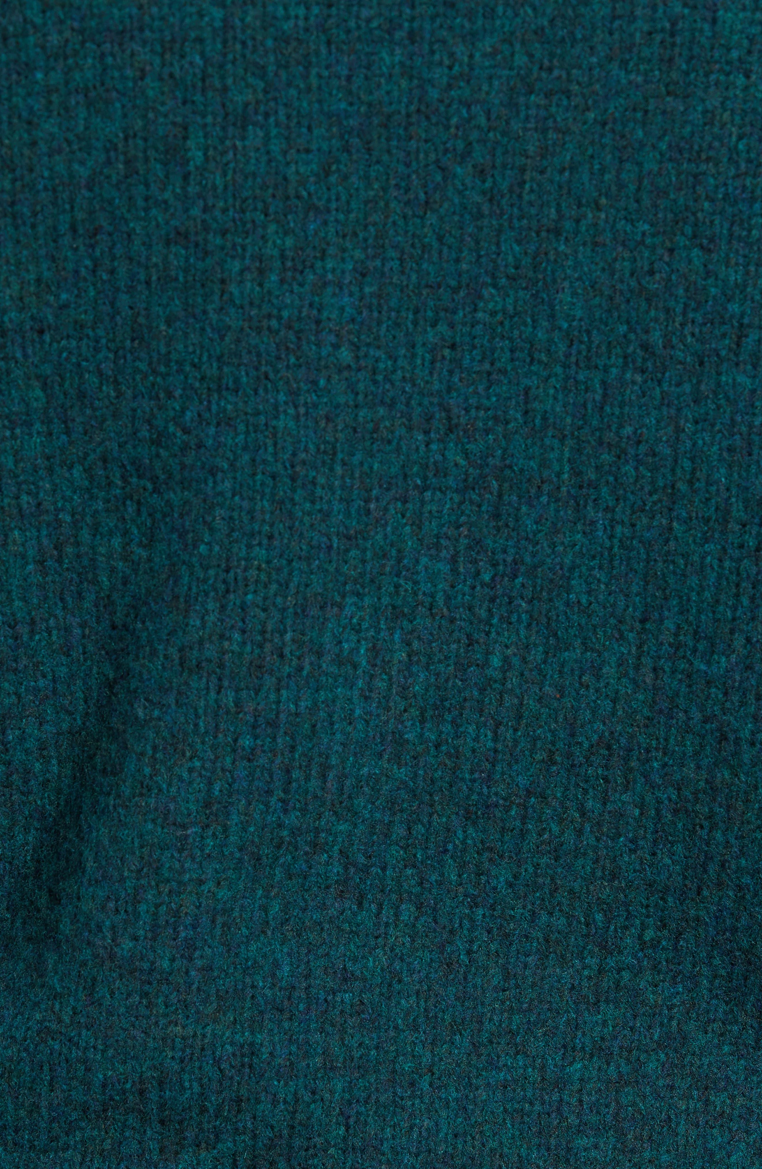Alternate Image 5  - Bonobos Fuzzy Deep V-Neck Wool Blend Sweater