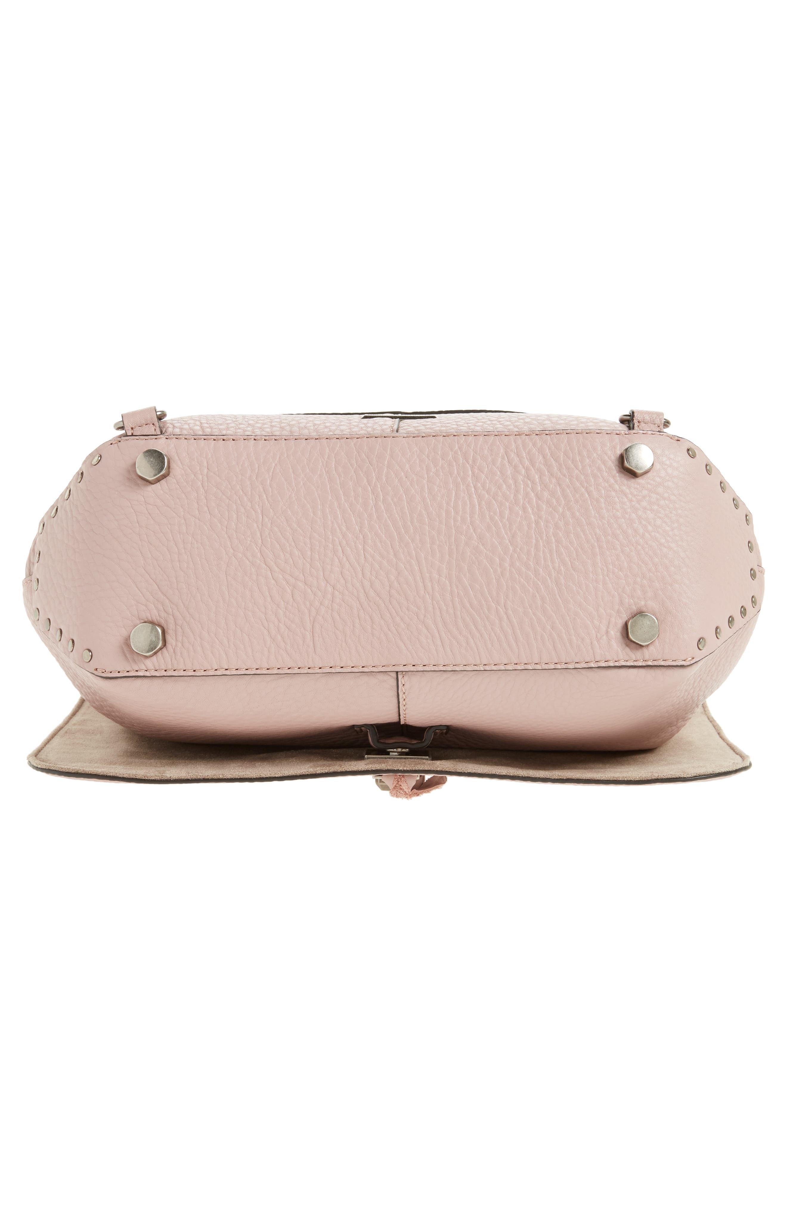 Alternate Image 7  - Rebecca Minkoff Darren Convertible Leather Backpack