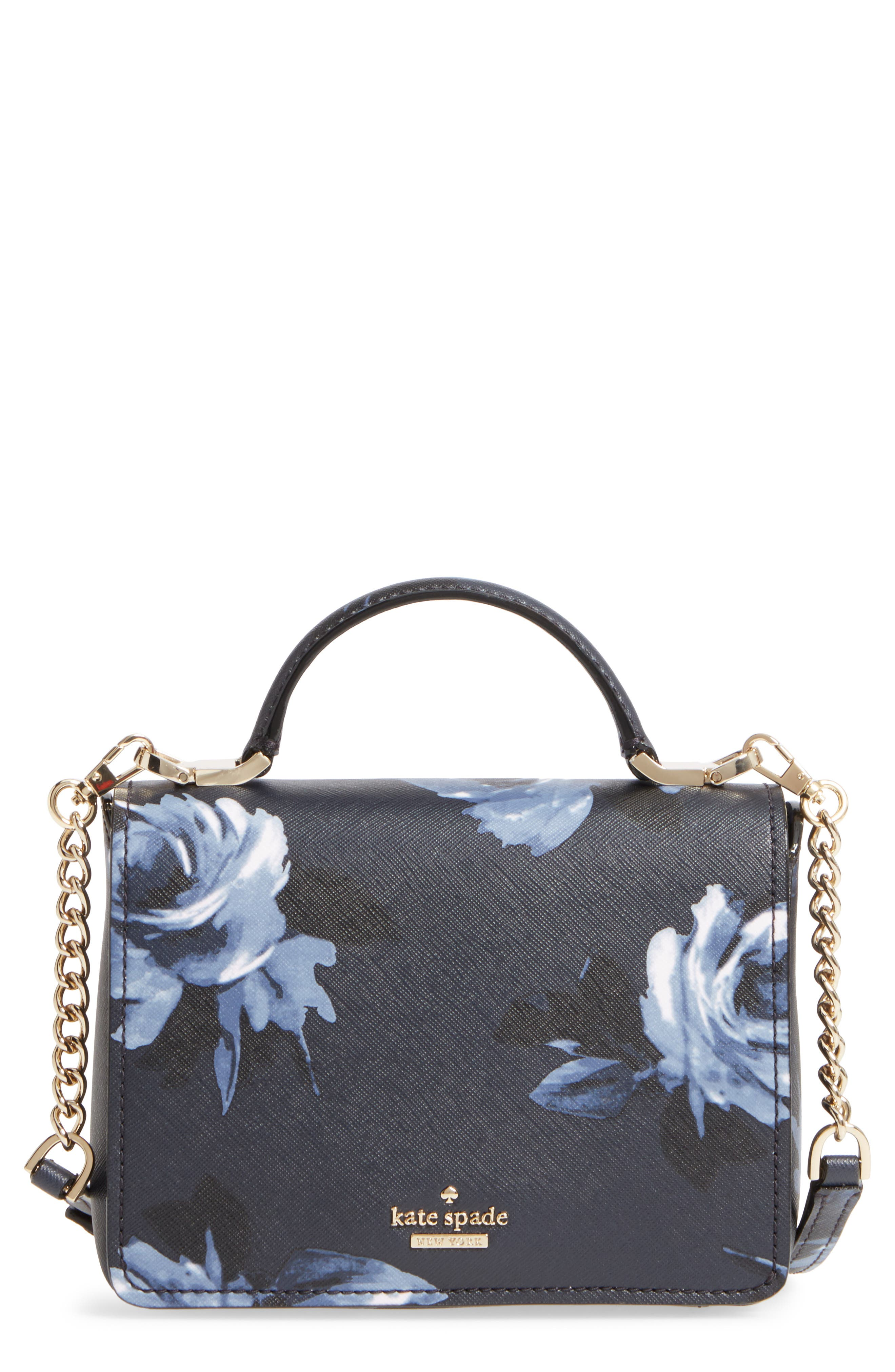 Alternate Image 1 Selected - kate spade new york cameron street rose - hope leather crossbody bag