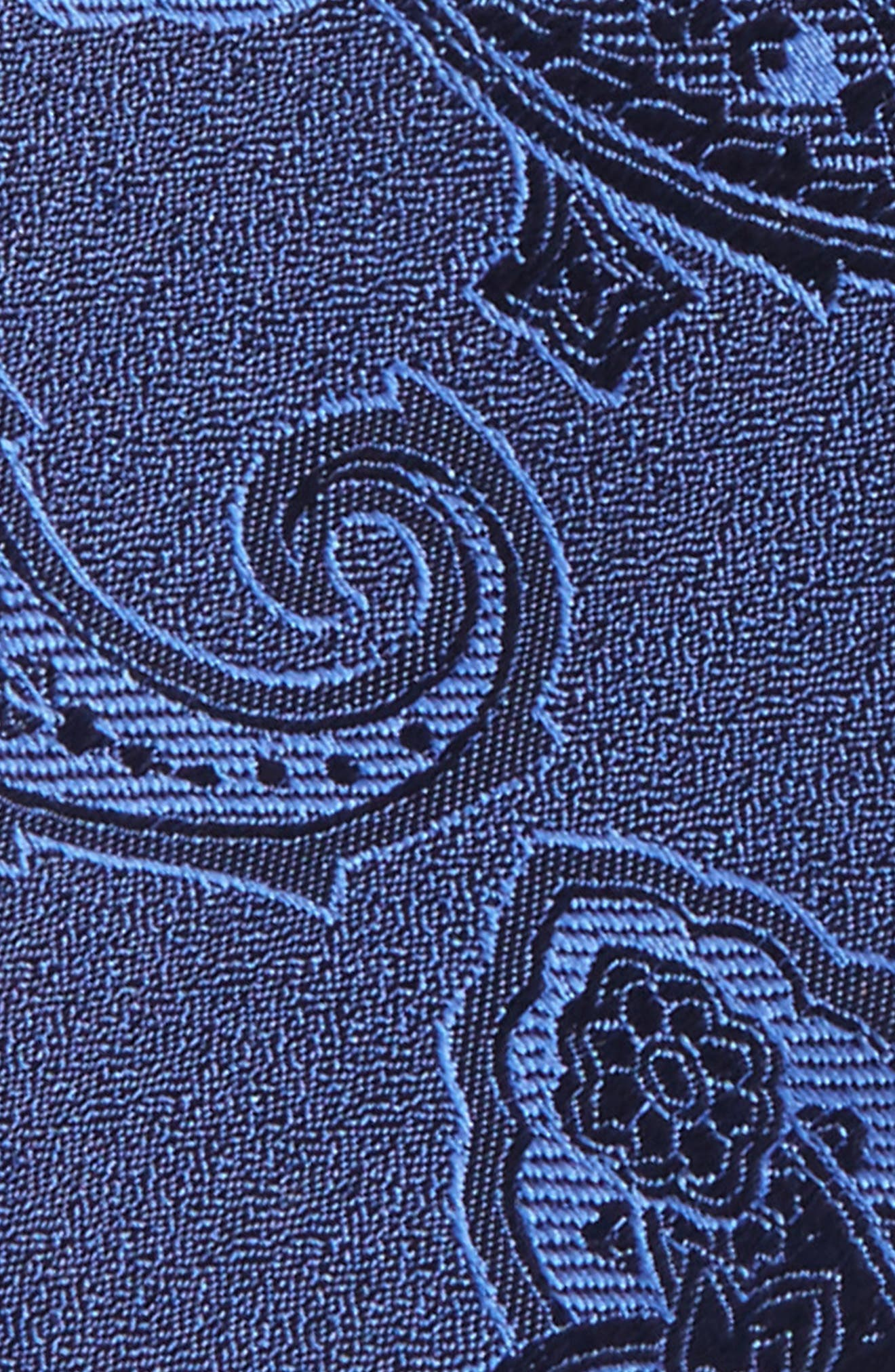 Alternate Image 3  - Calibrate Floating Paisley Silk Bow Tie