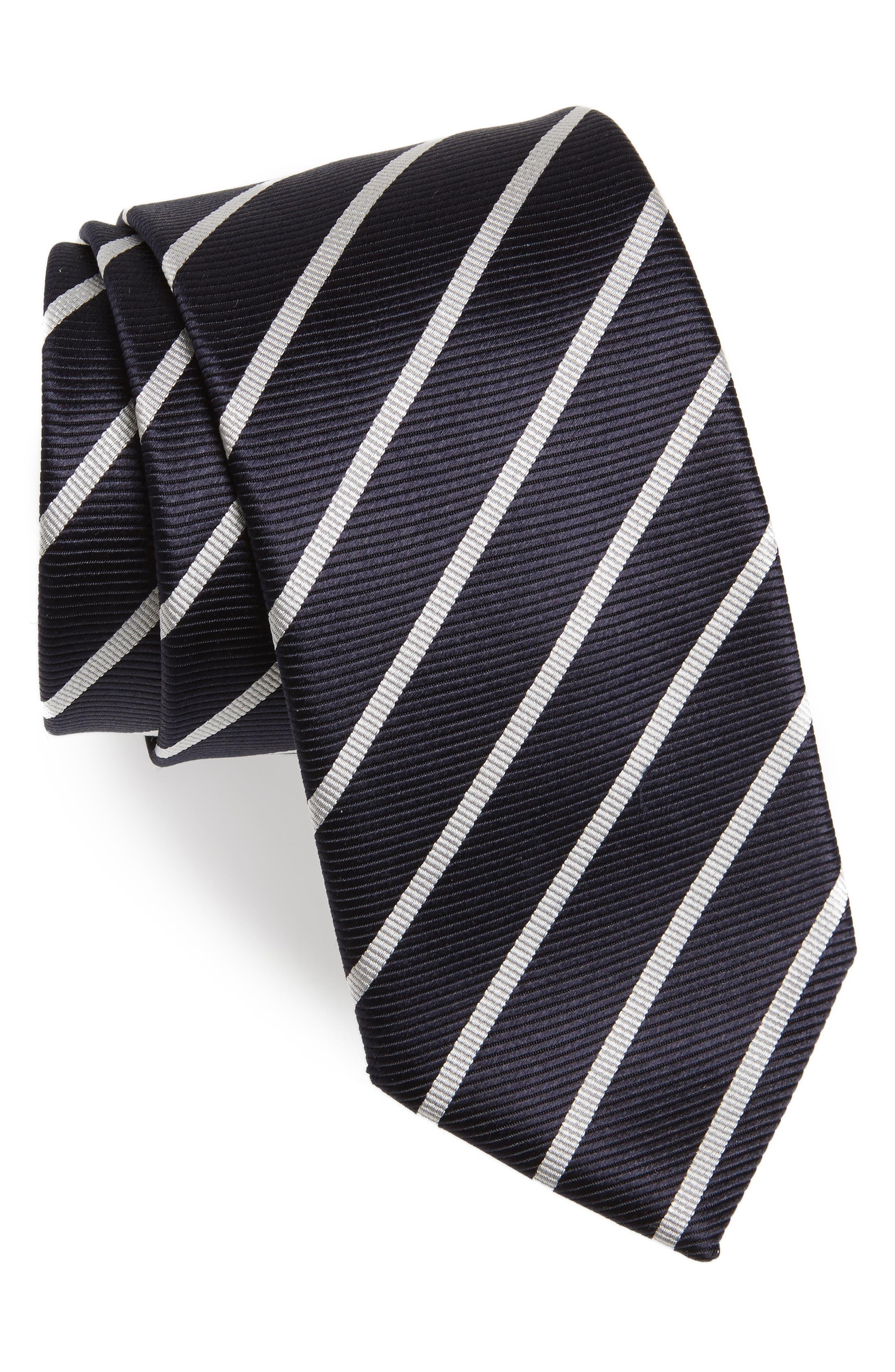 Hugo Boss Stripe Tie