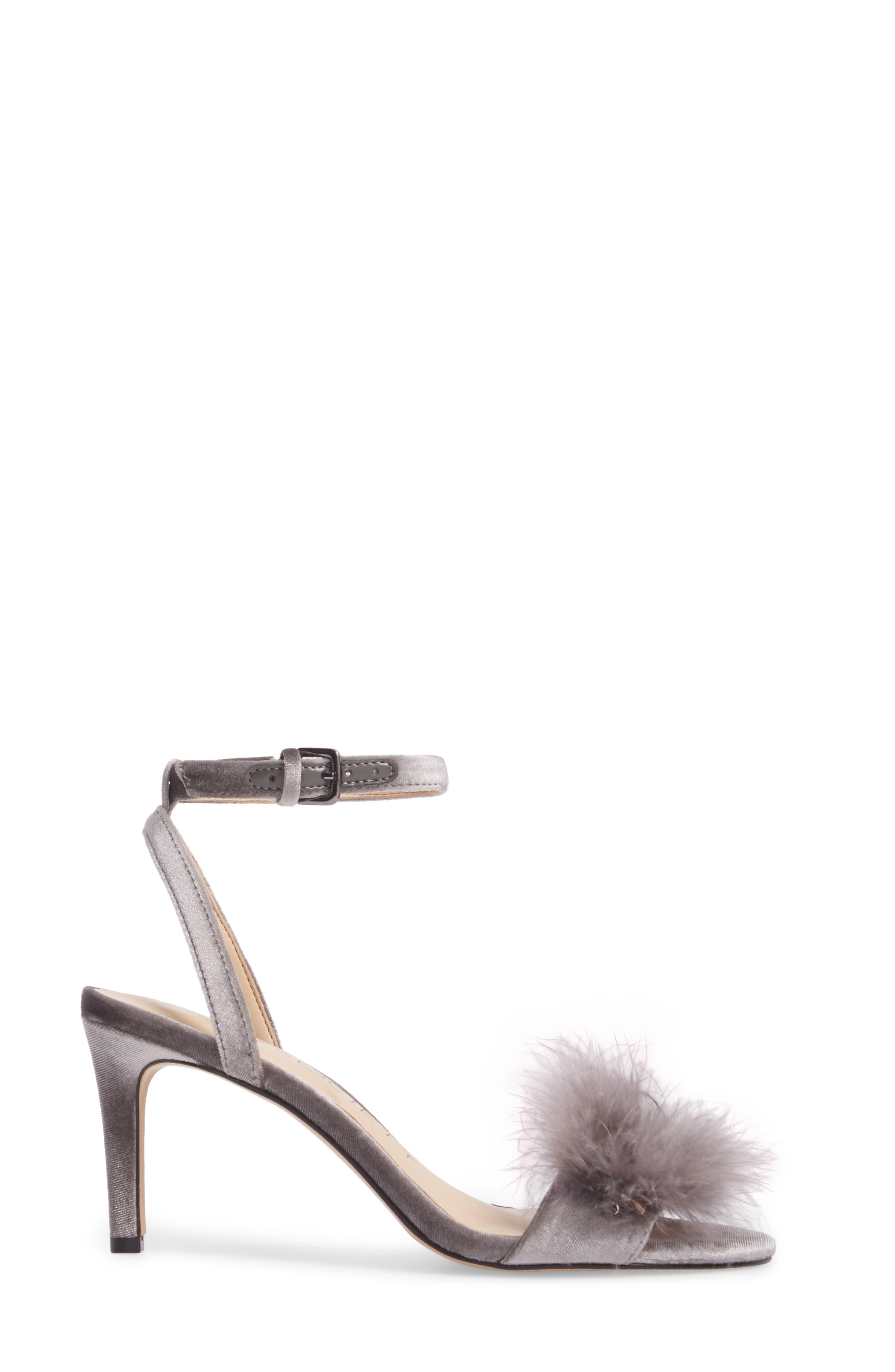 Alternate Image 3  - Sole Society Lindzay Feather Sandal (Women)