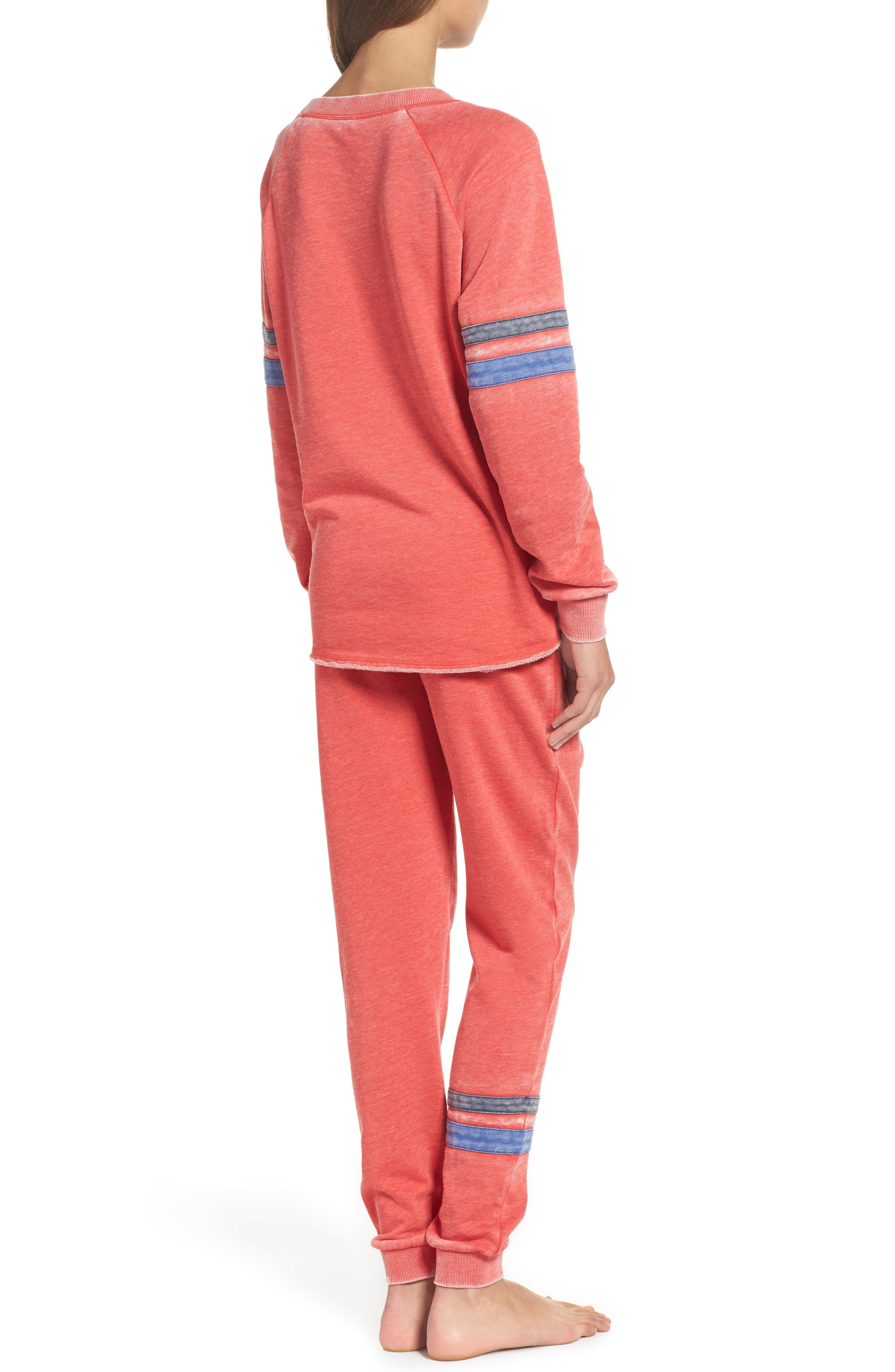 Alternate Image 2  - Alternative Lazy Day Sweatshirt