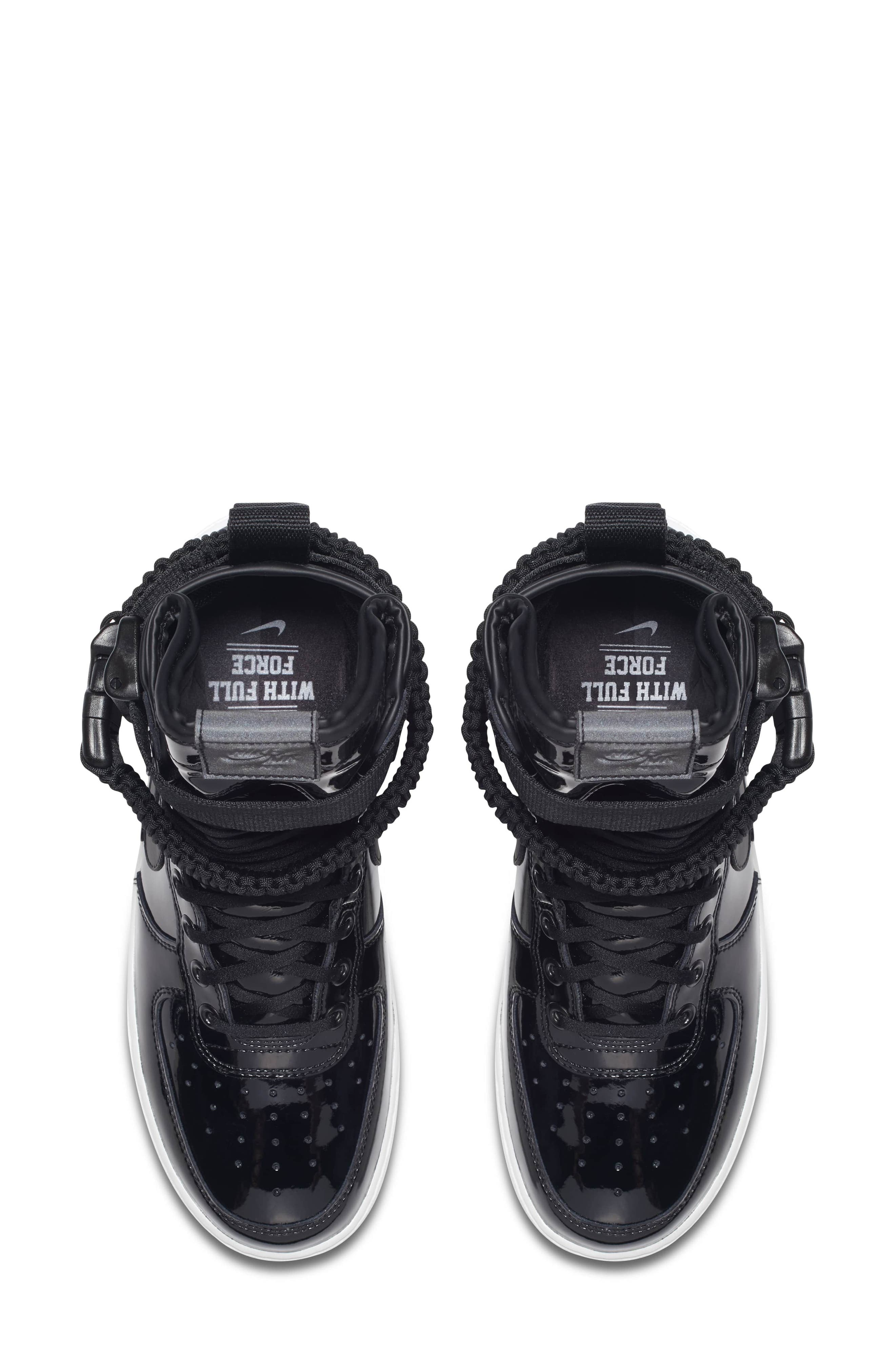 Alternate Image 3  - Nike SF Air Force 1 High Top Sneaker (Women)
