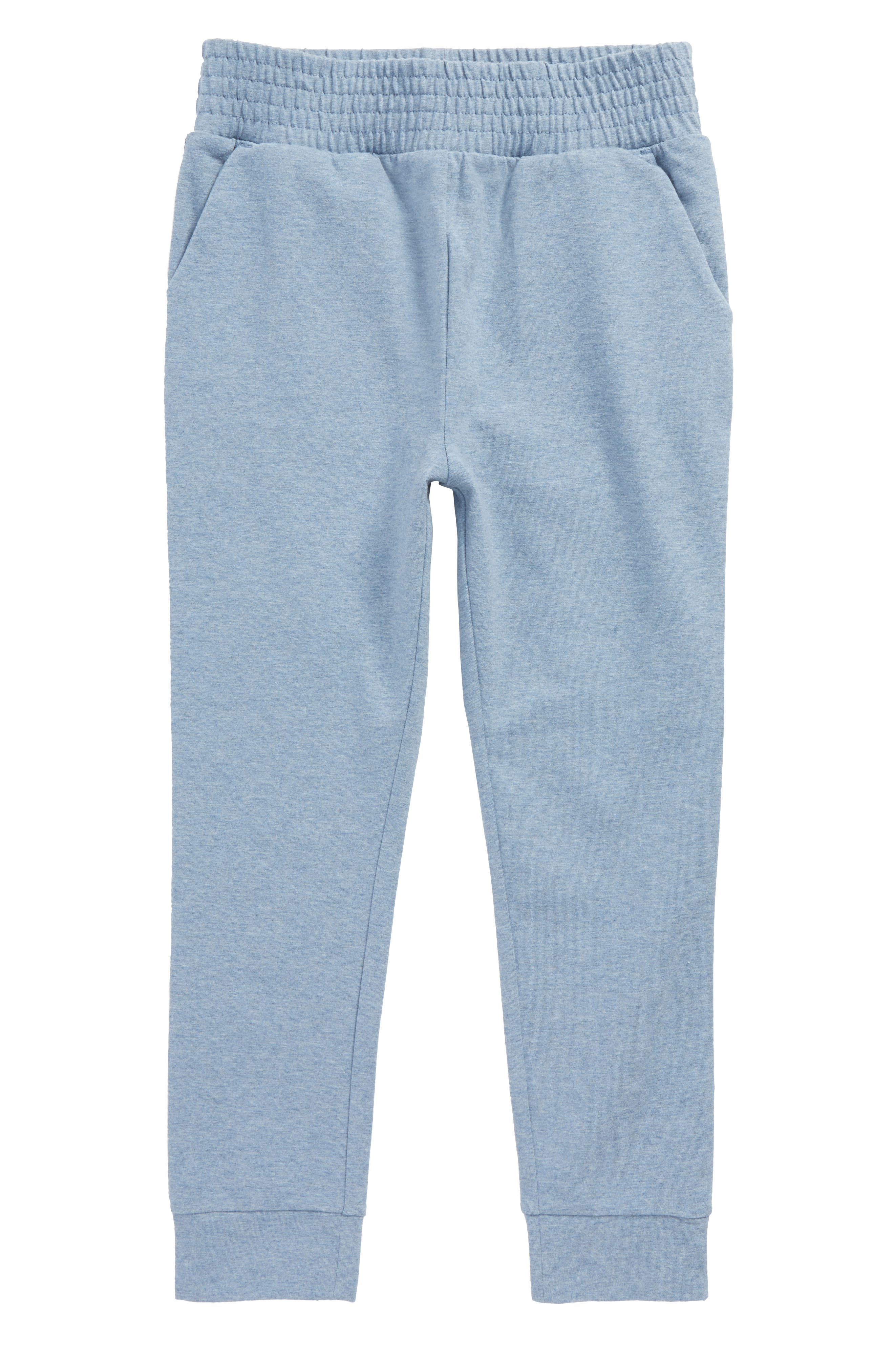 Tea Collection Tuxedo Stripe Jogger Pants (Toddler Girls, Little Girls & Big Girls)