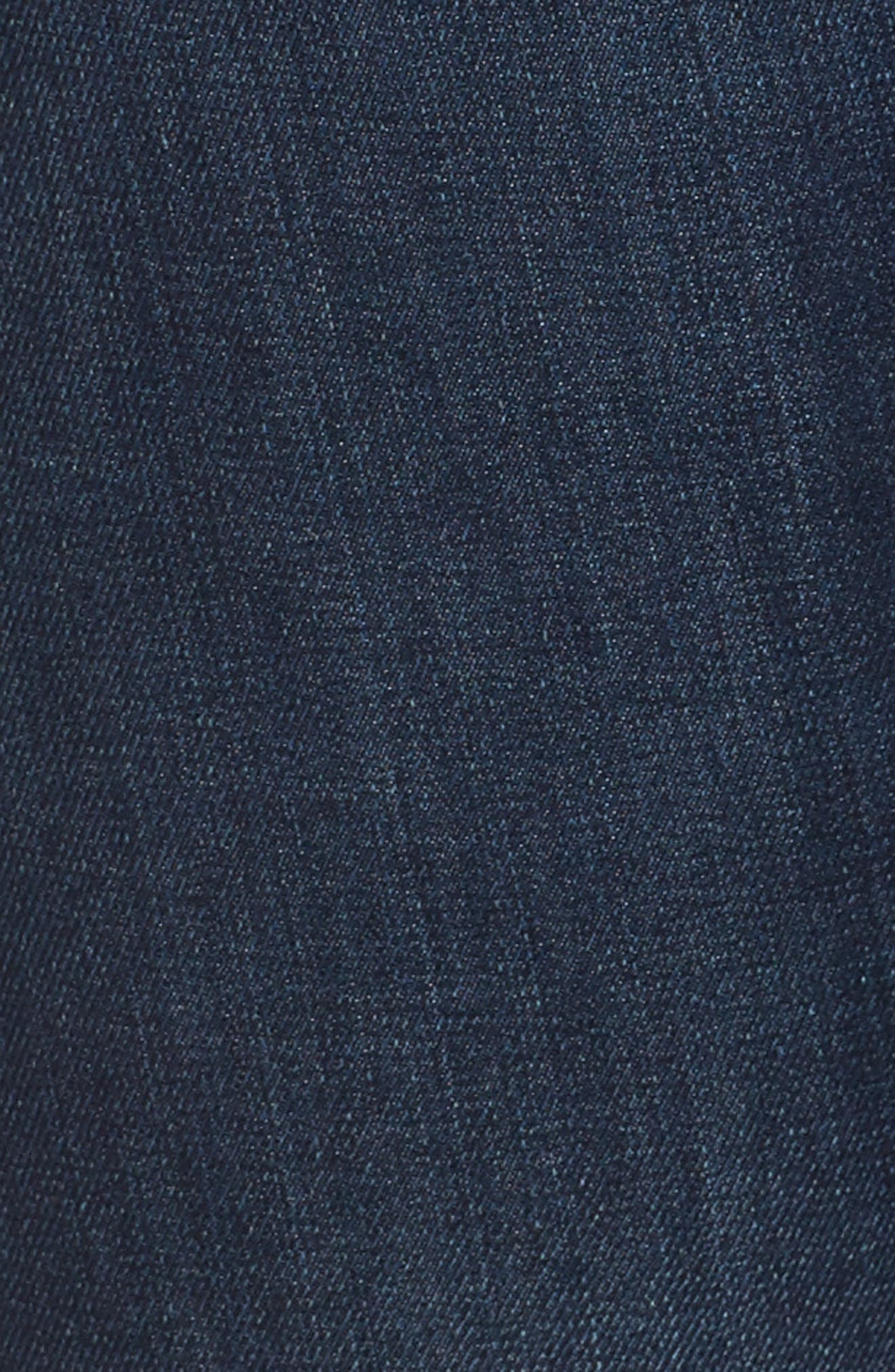 Ginger Bootcut Jeans,                             Alternate thumbnail 5, color,                             Twilight Blue