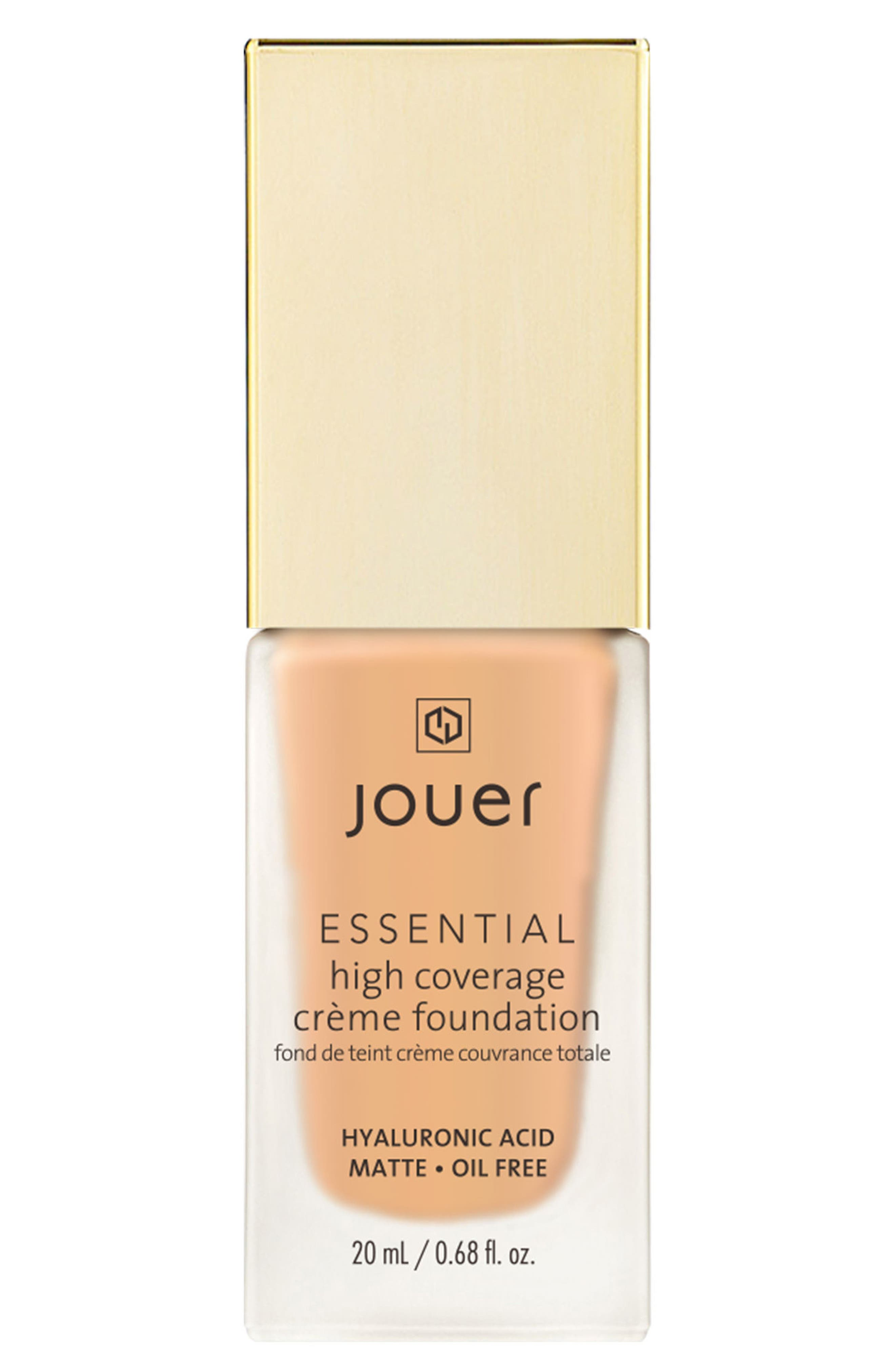 Alternate Image 1 Selected - Jouer Essential High Coverage Crème Foundation