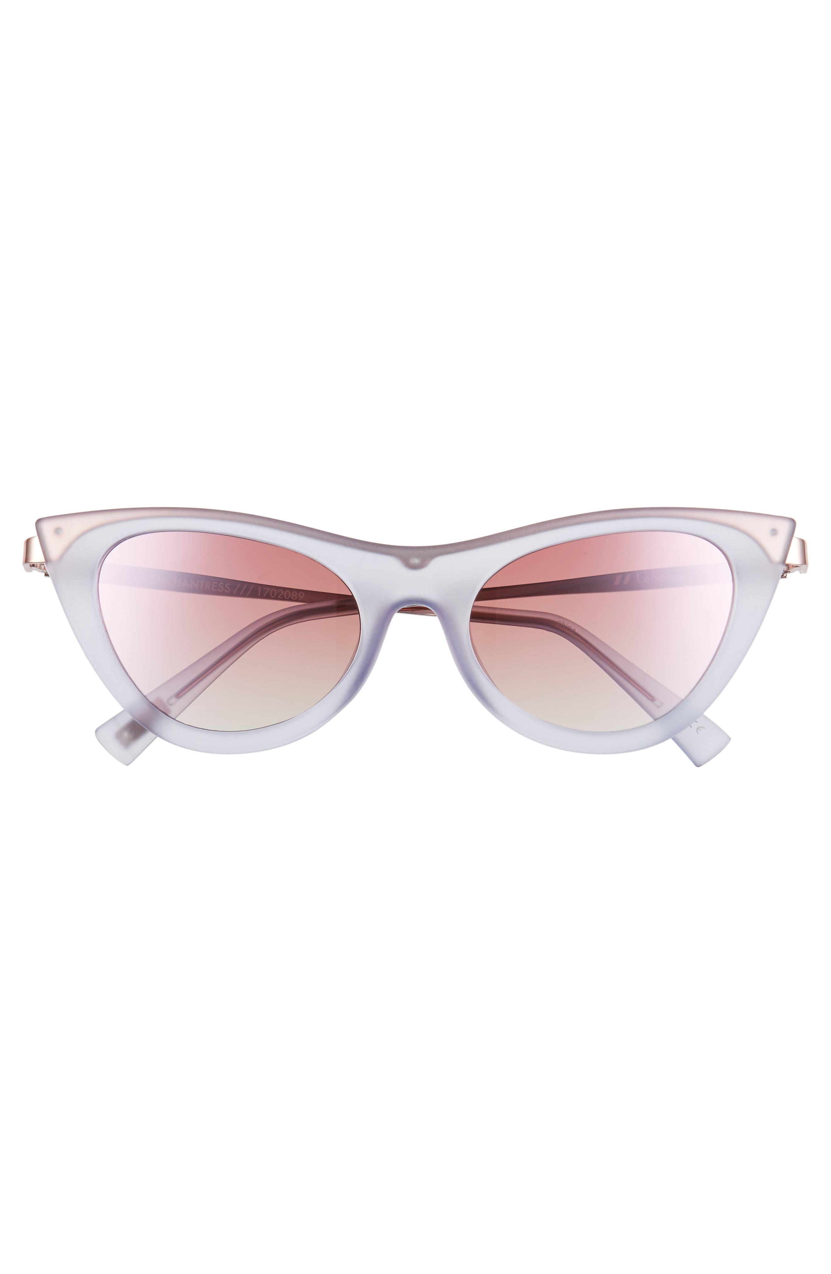 Alternate Image 3  - Le Specs Enchantress 49mm Retro Sunglasses