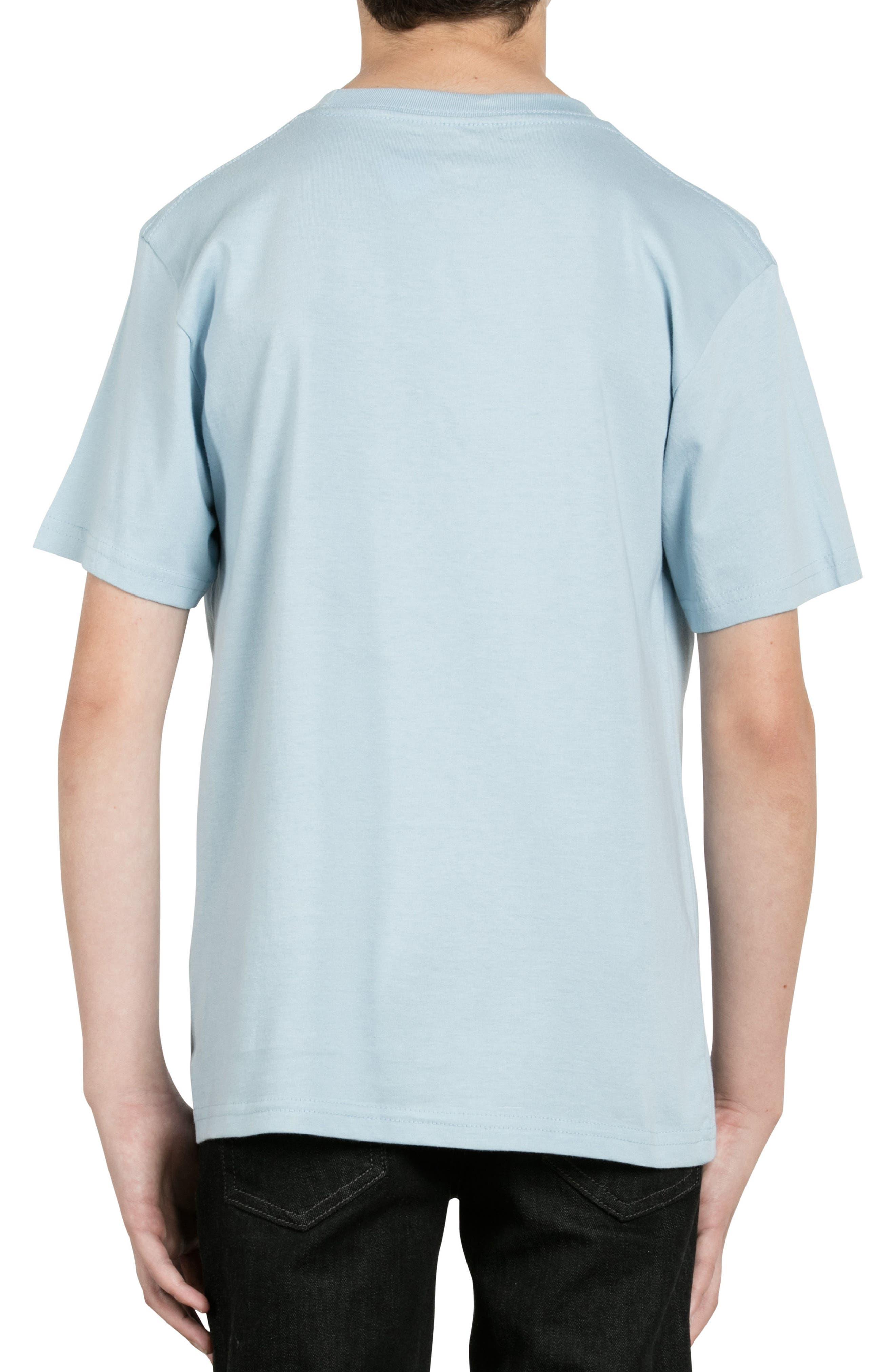 Classic Stone T-Shirt,                             Alternate thumbnail 2, color,                             Ice