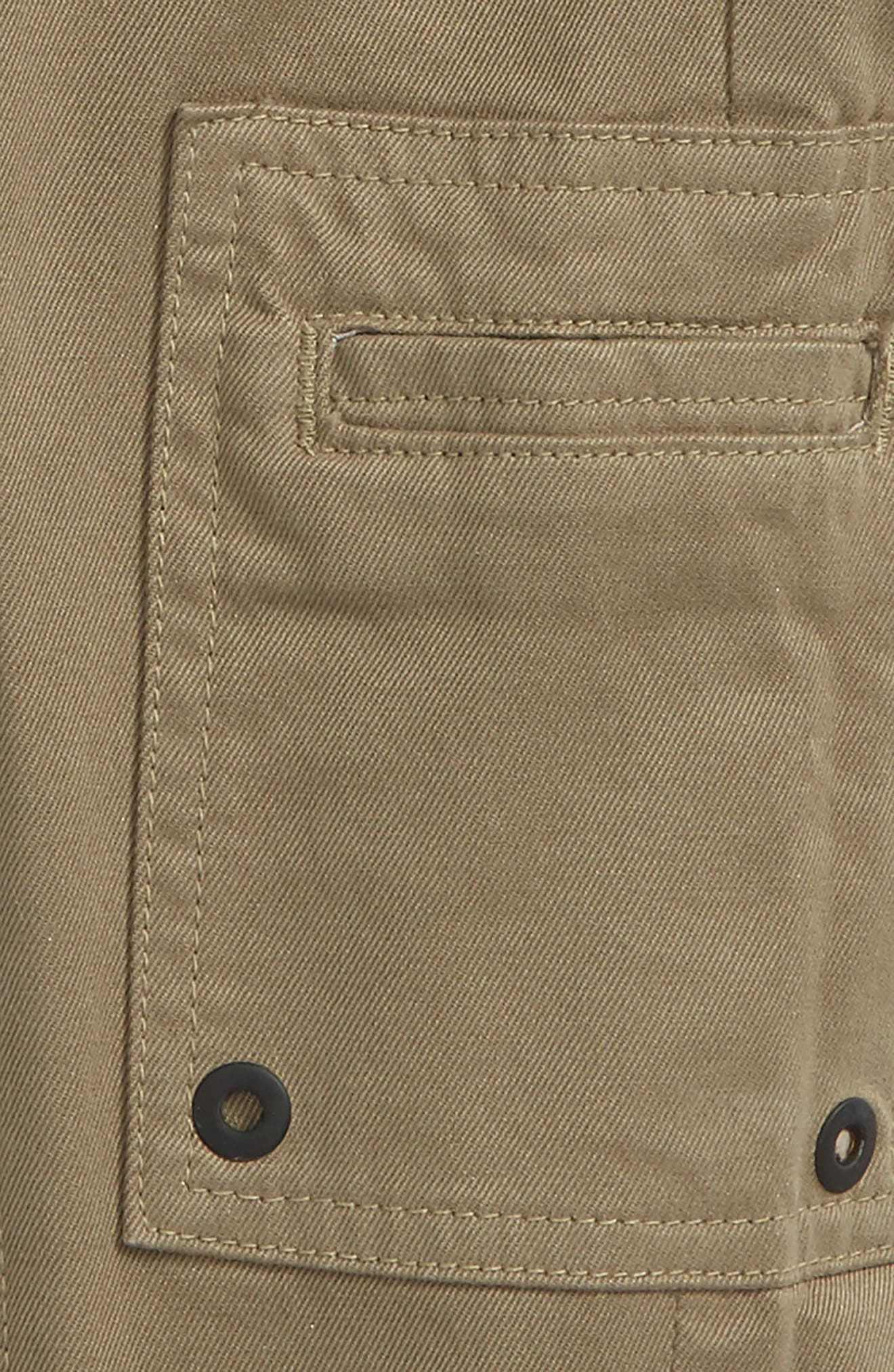 Eddy Slim Fit Chino Pants,                             Alternate thumbnail 2, color,                             Reign