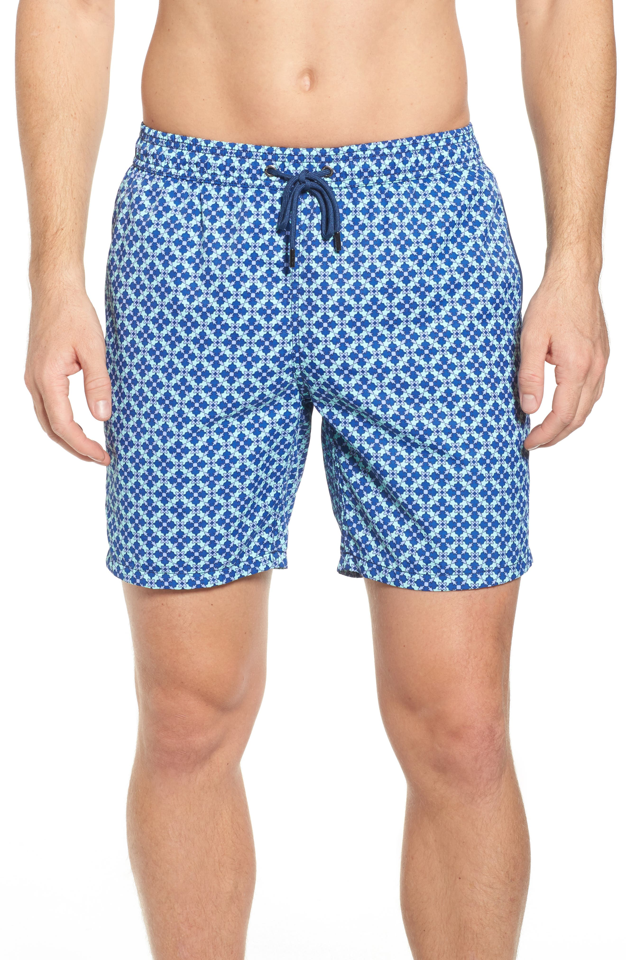 Mr. Swim Mosaic Swim Trunks