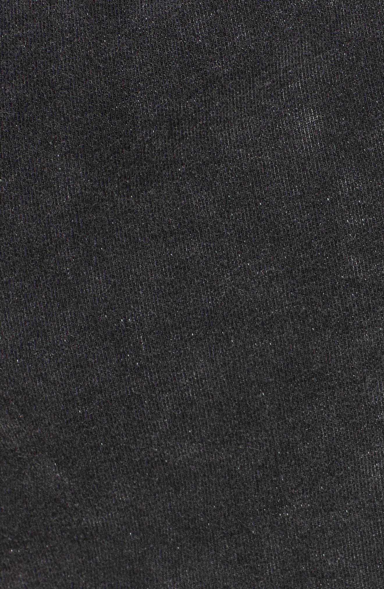 Lounge Shorts,                             Alternate thumbnail 6, color,                             Black
