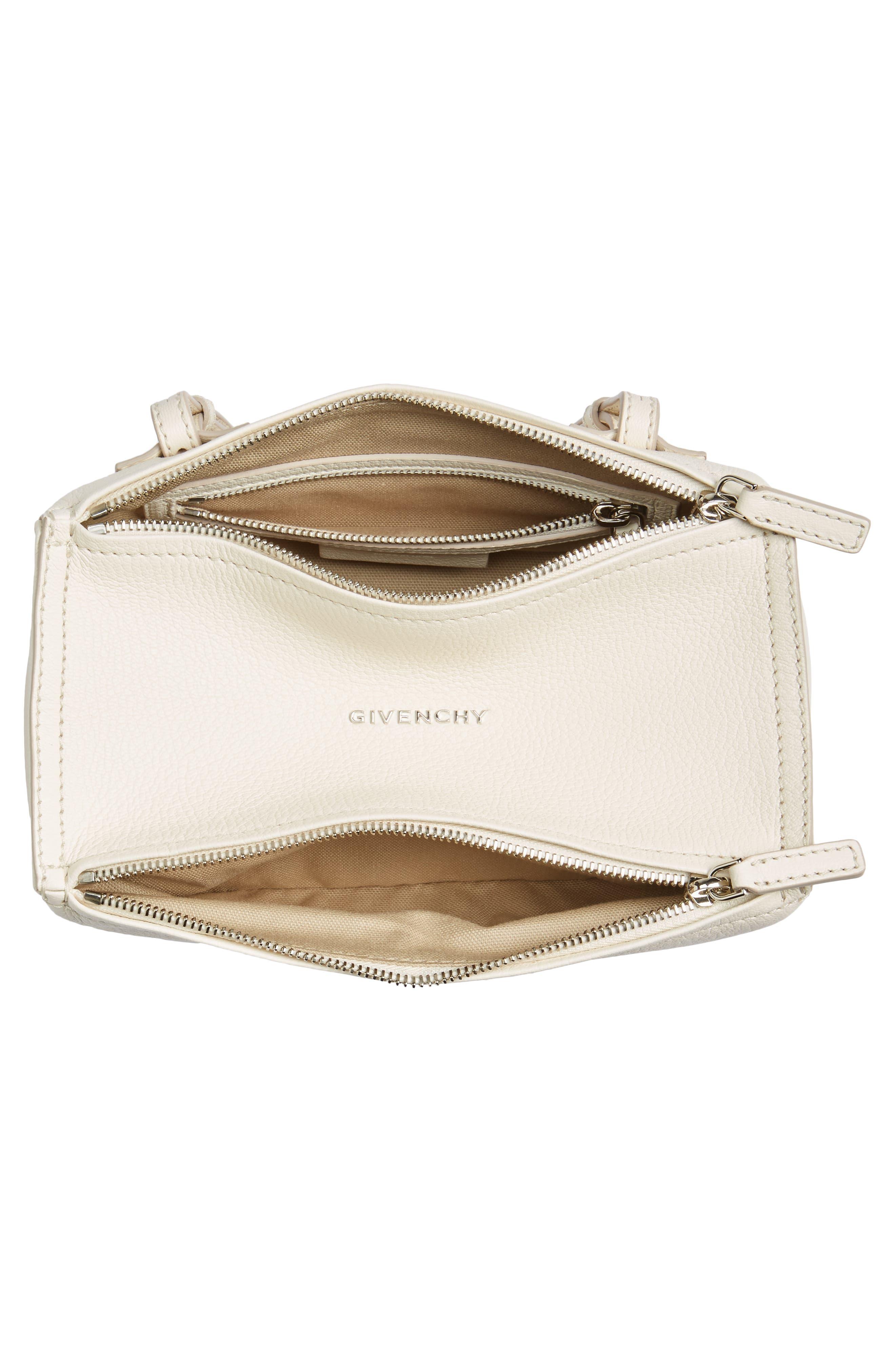 Alternate Image 4  - Givenchy 'Mini Pandora' Sugar Leather Shoulder Bag