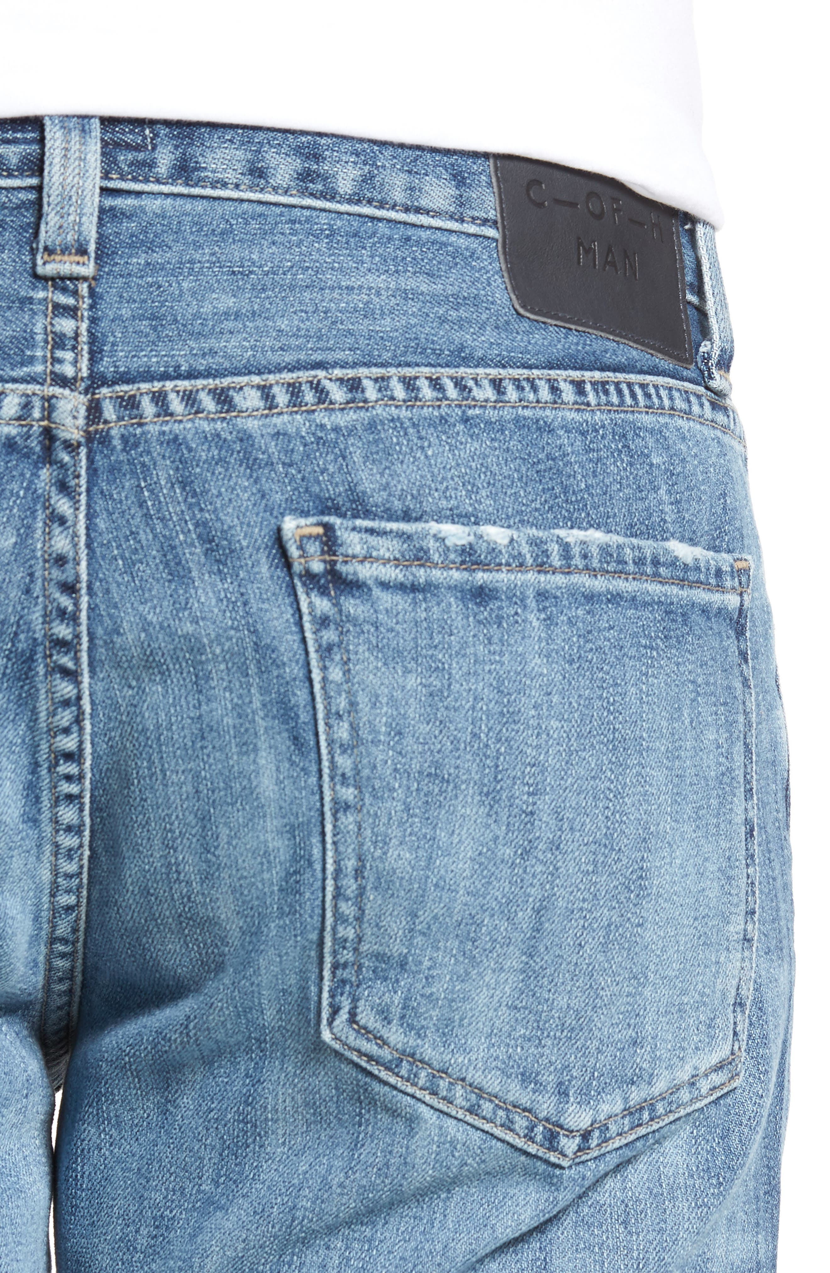 Bootcut Jeans,                             Alternate thumbnail 4, color,                             Colebrook