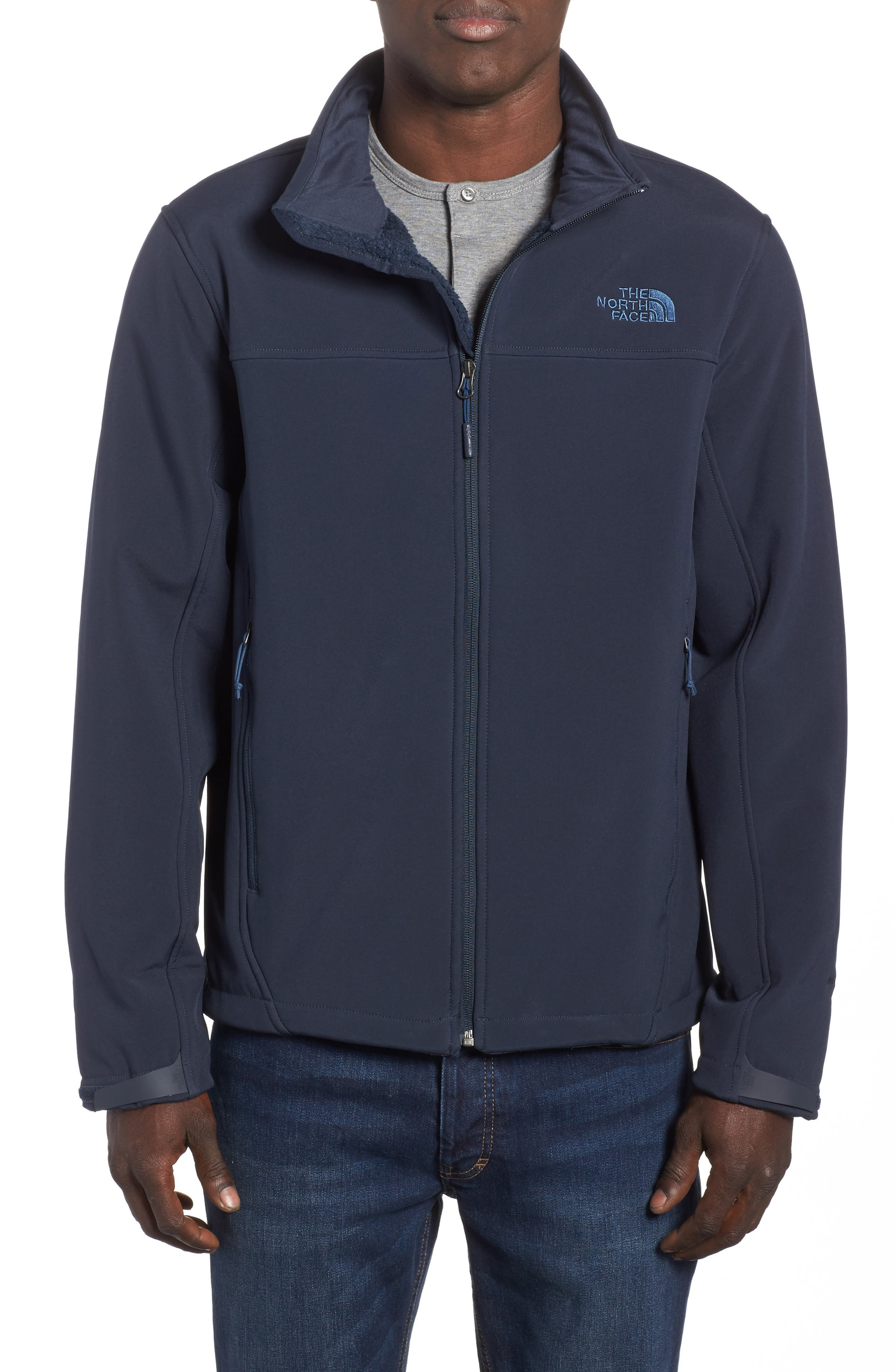 Alternate Image 1 Selected - The North Face 'Apex Chromium' Waterproof Thermal Jacket