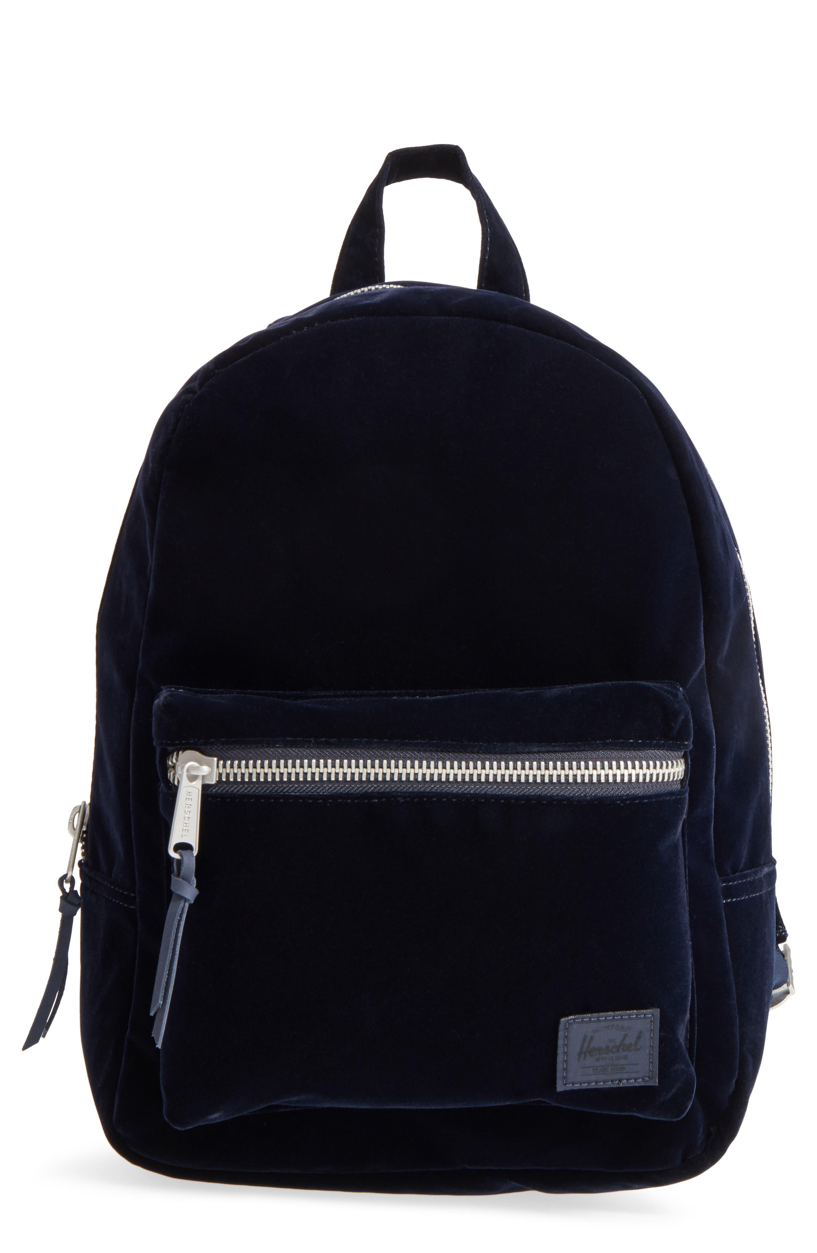 Alternate Image 1 Selected - Herschel Supply Co. X-Small Velvet Grove Backpack