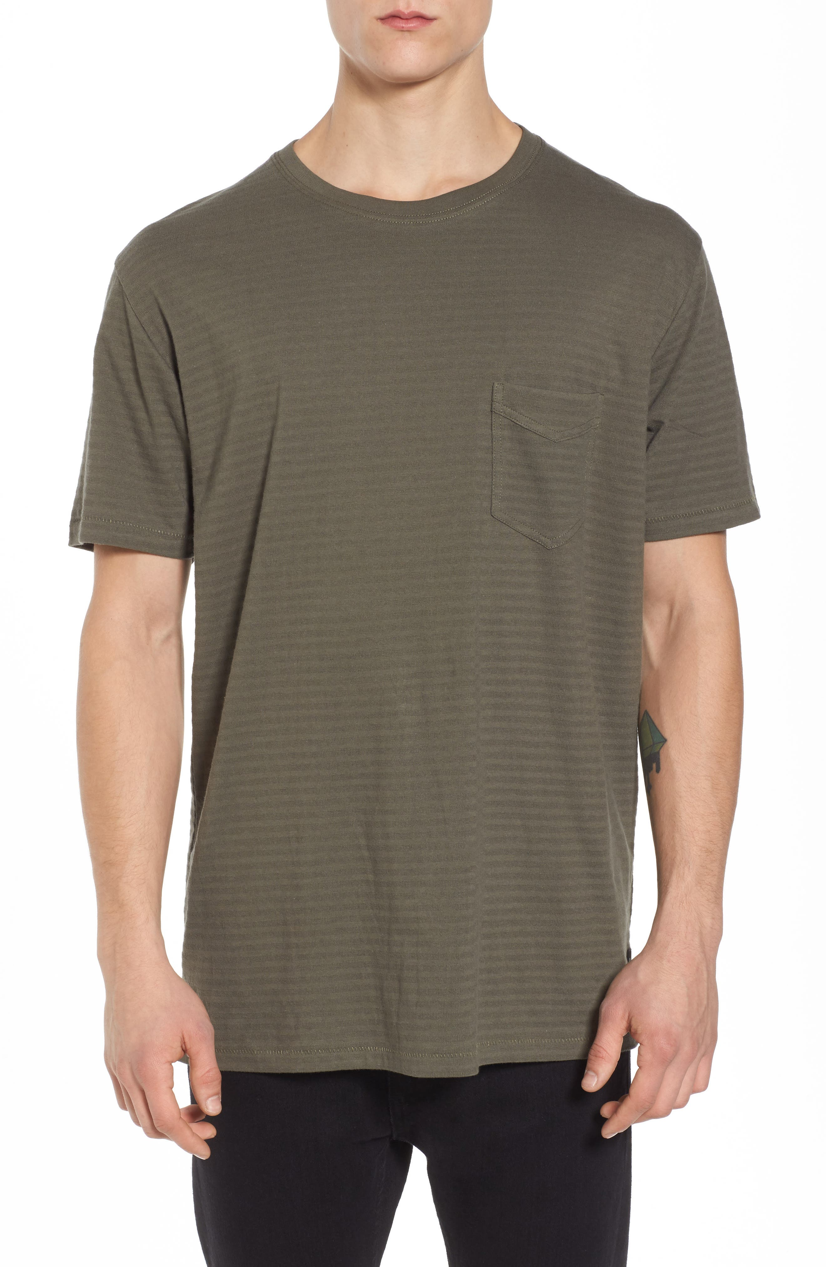 Barney Cools B. Elusive Pocket T-Shirt