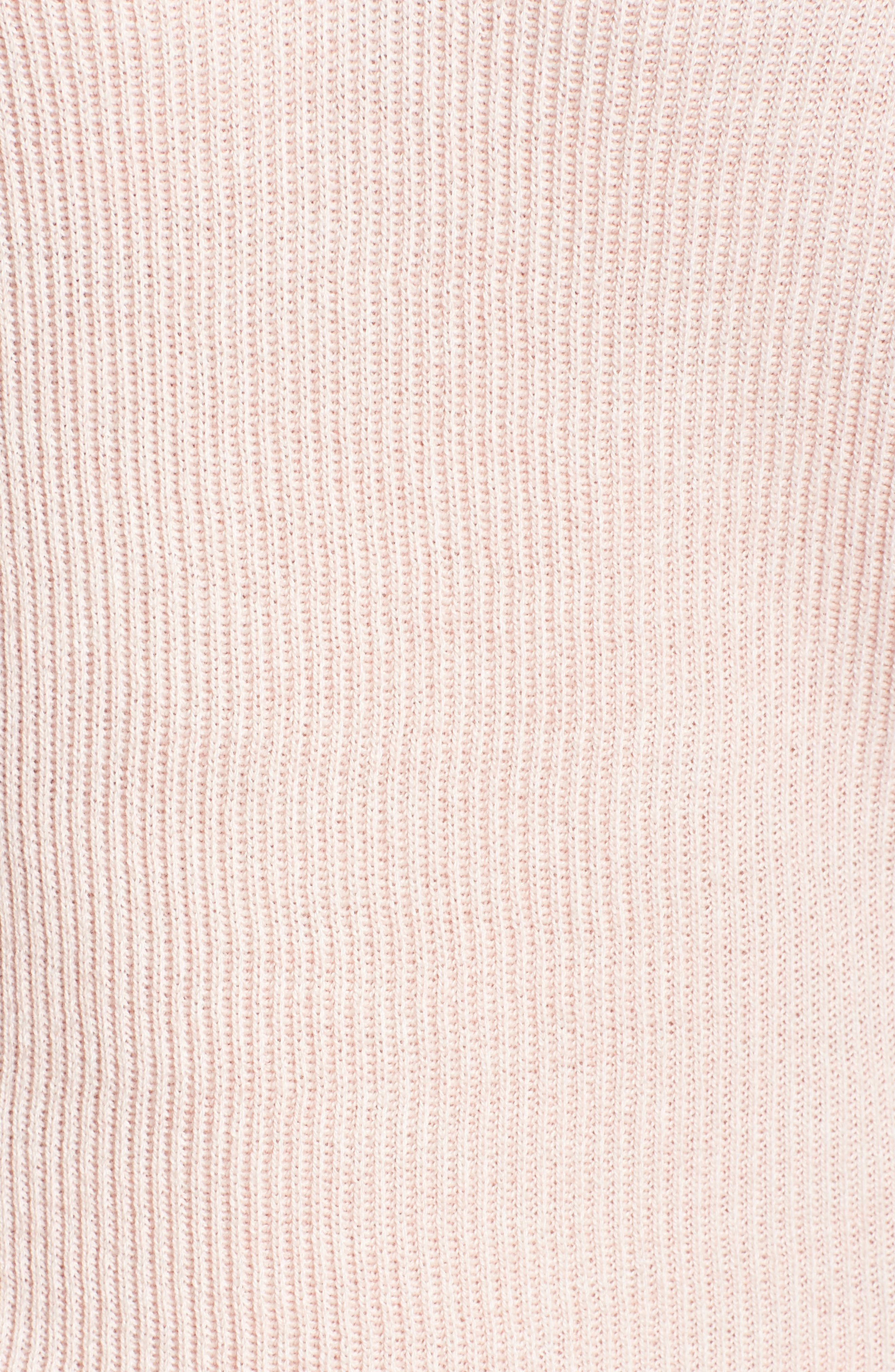 Veronica Lounge Pullover,                             Alternate thumbnail 7, color,                             Soft Pink