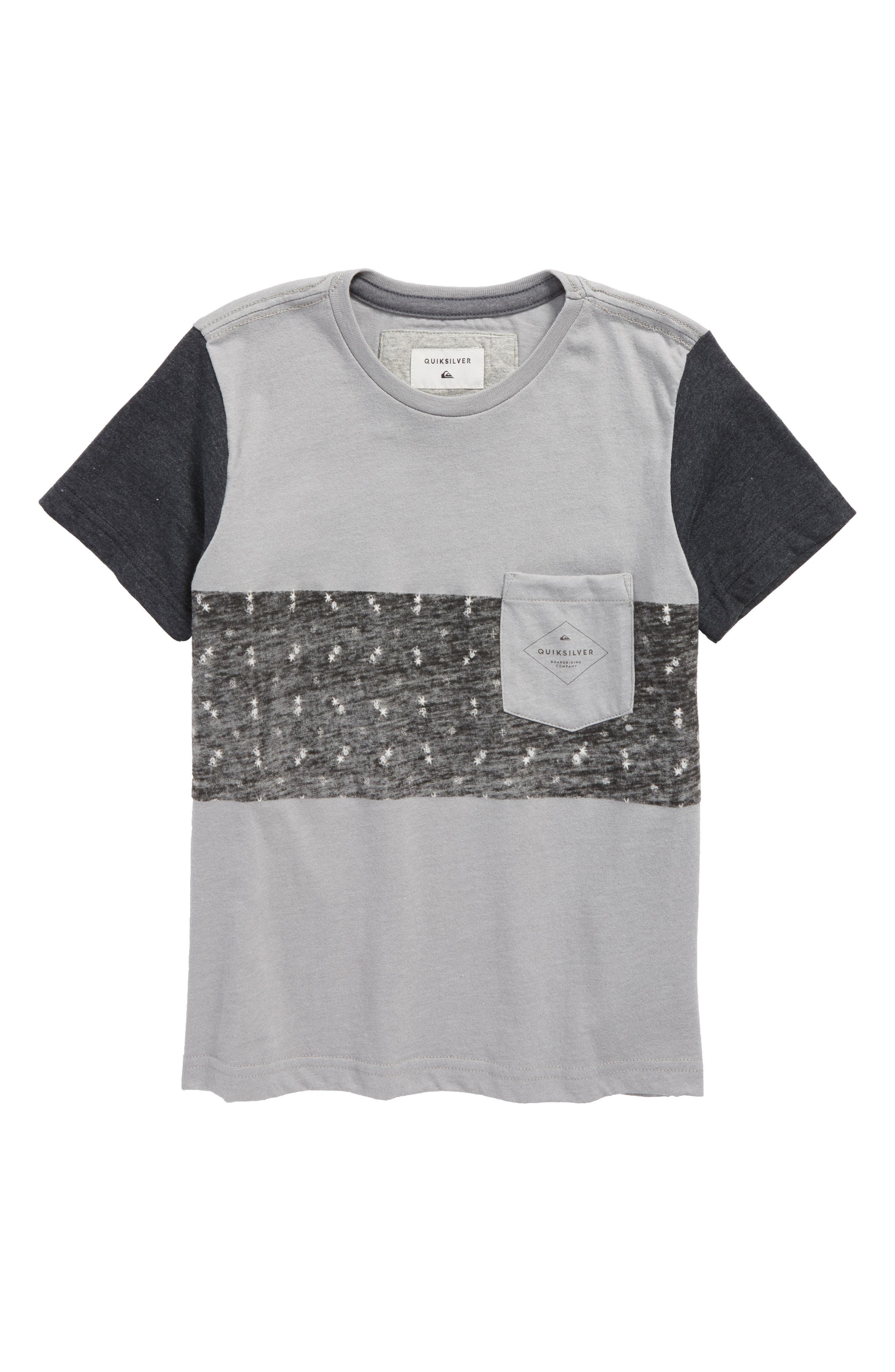 Quiksilver Pogwa T-Shirt (Toddler Boys & Little Boys)