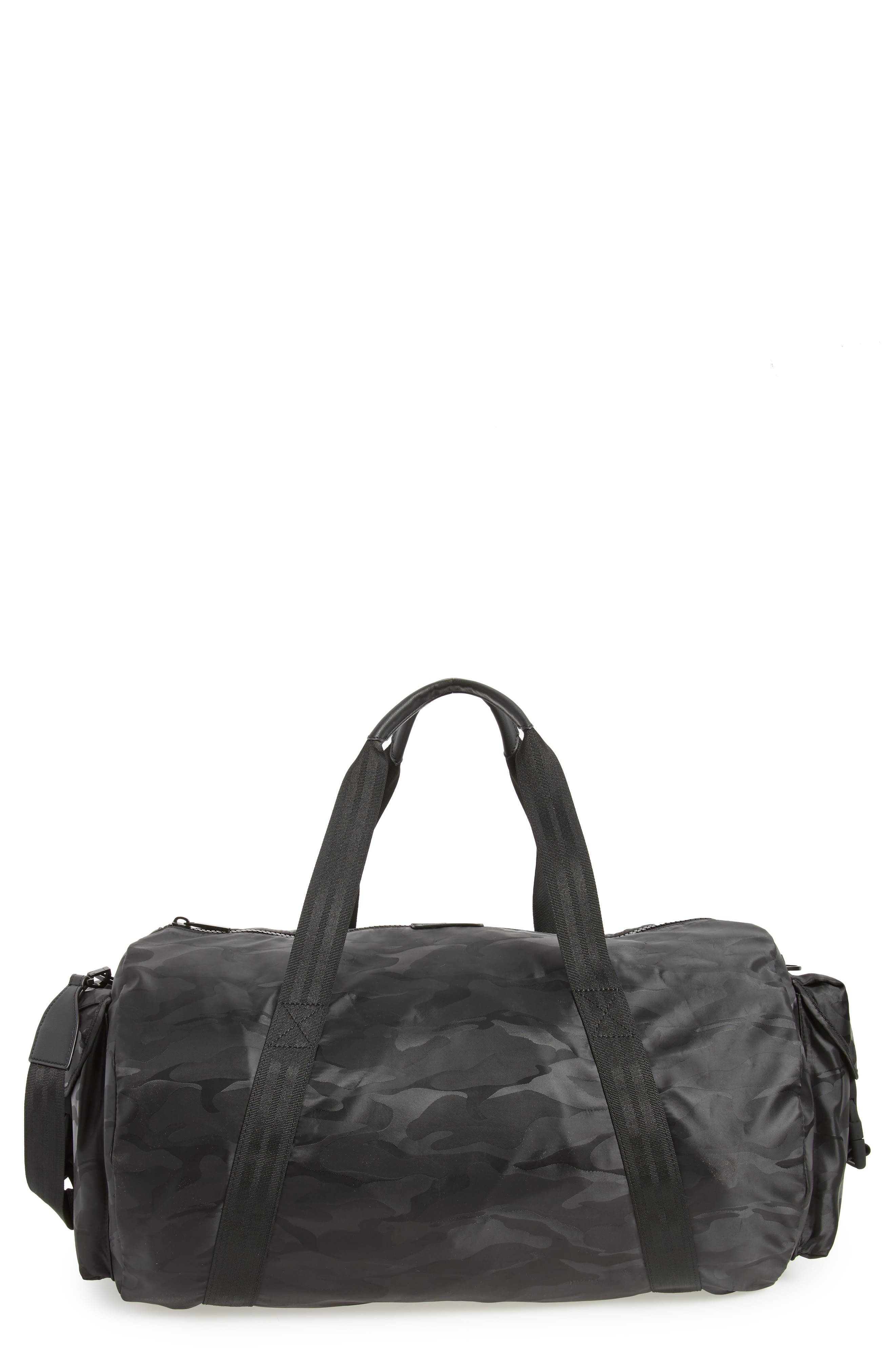 KENDALL + KYLIE Zac Nylon Duffel Bag