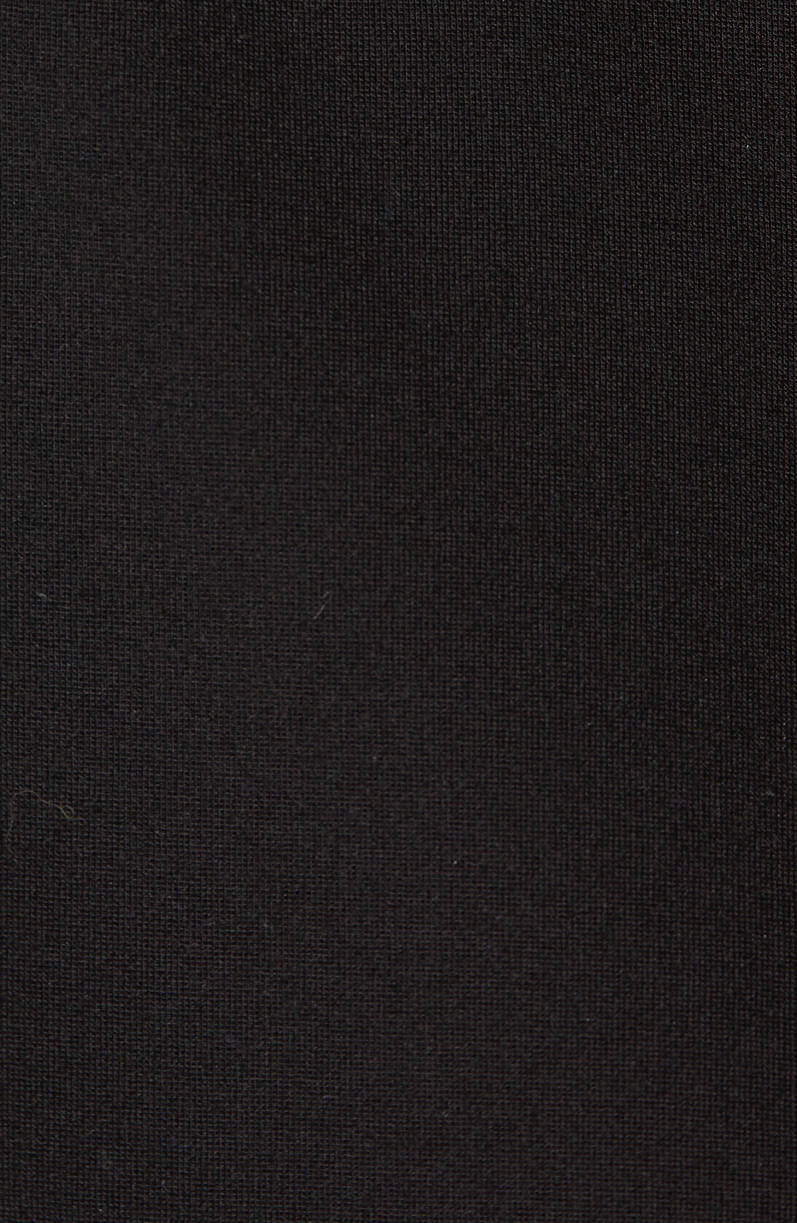 Alternate Image 5  - Emerson Rose Ponte Knit Pencil Skirt