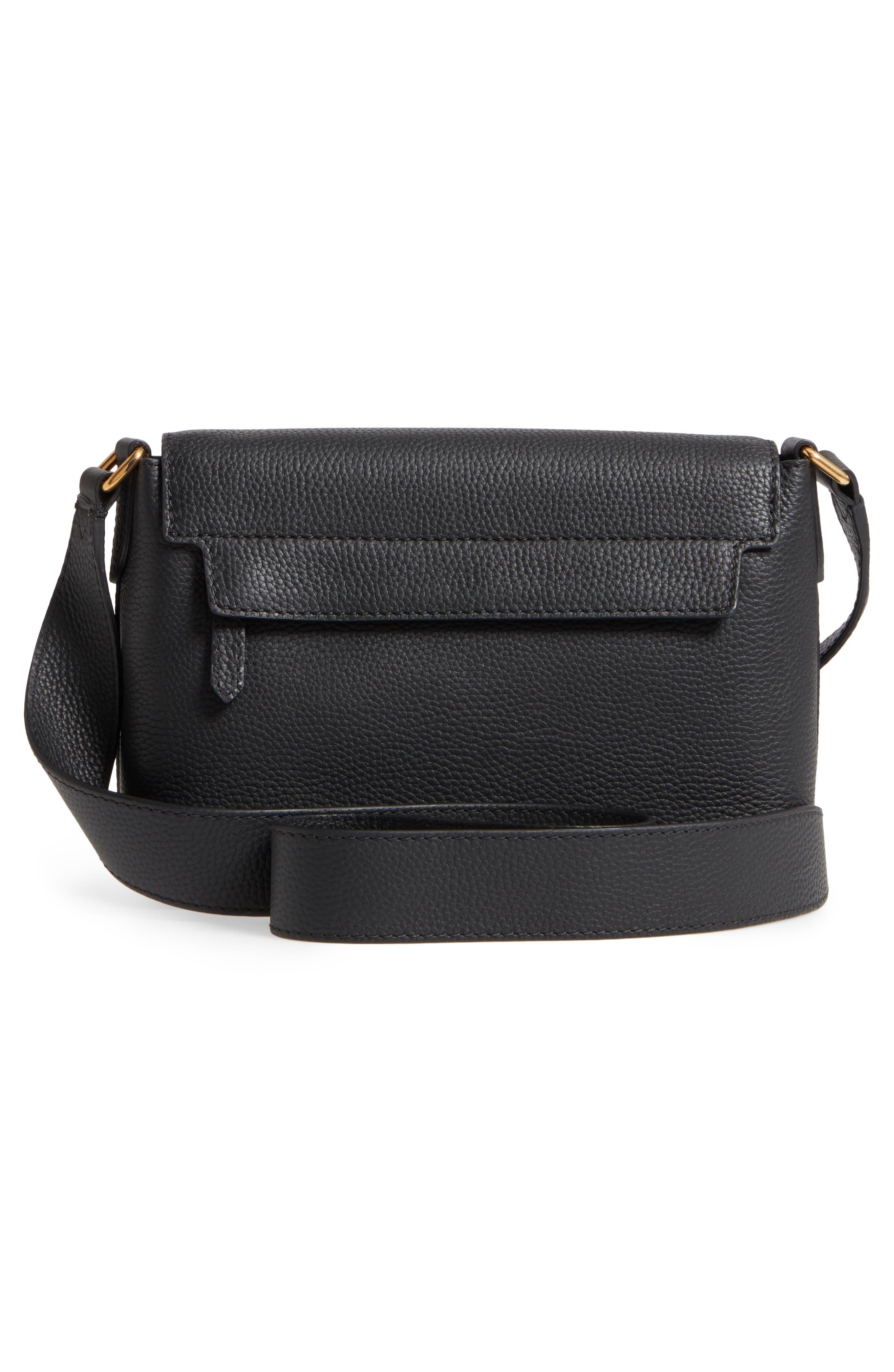 Alternate Image 3  - Burberry Small Burleigh Leather Crossbody Bag