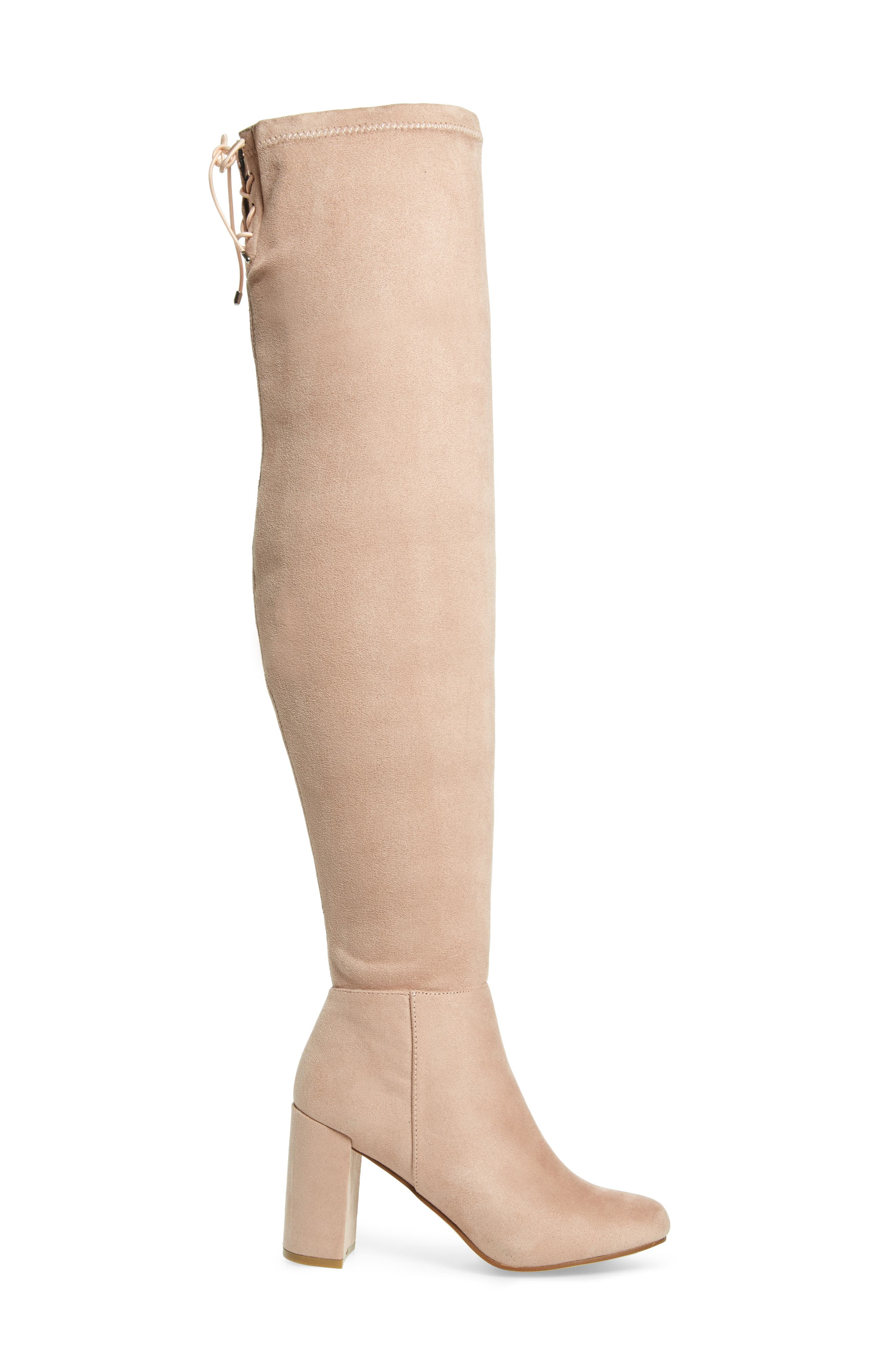 Alternate Image 3  - Chinese Laundry Krush Over the Knee Boot (Women)