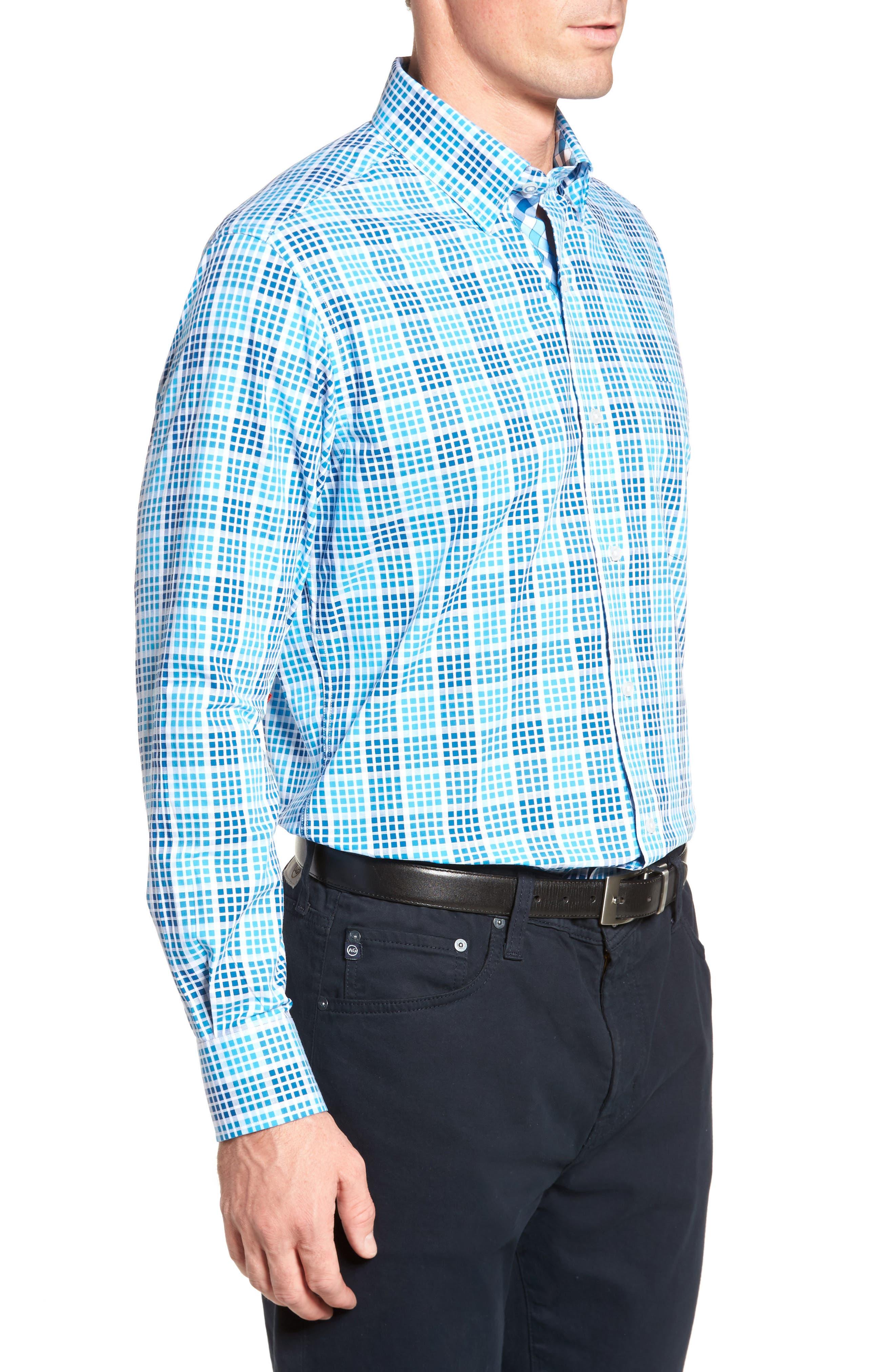 Alternate Image 3  - TailorByrd New Orleans Sport Shirt
