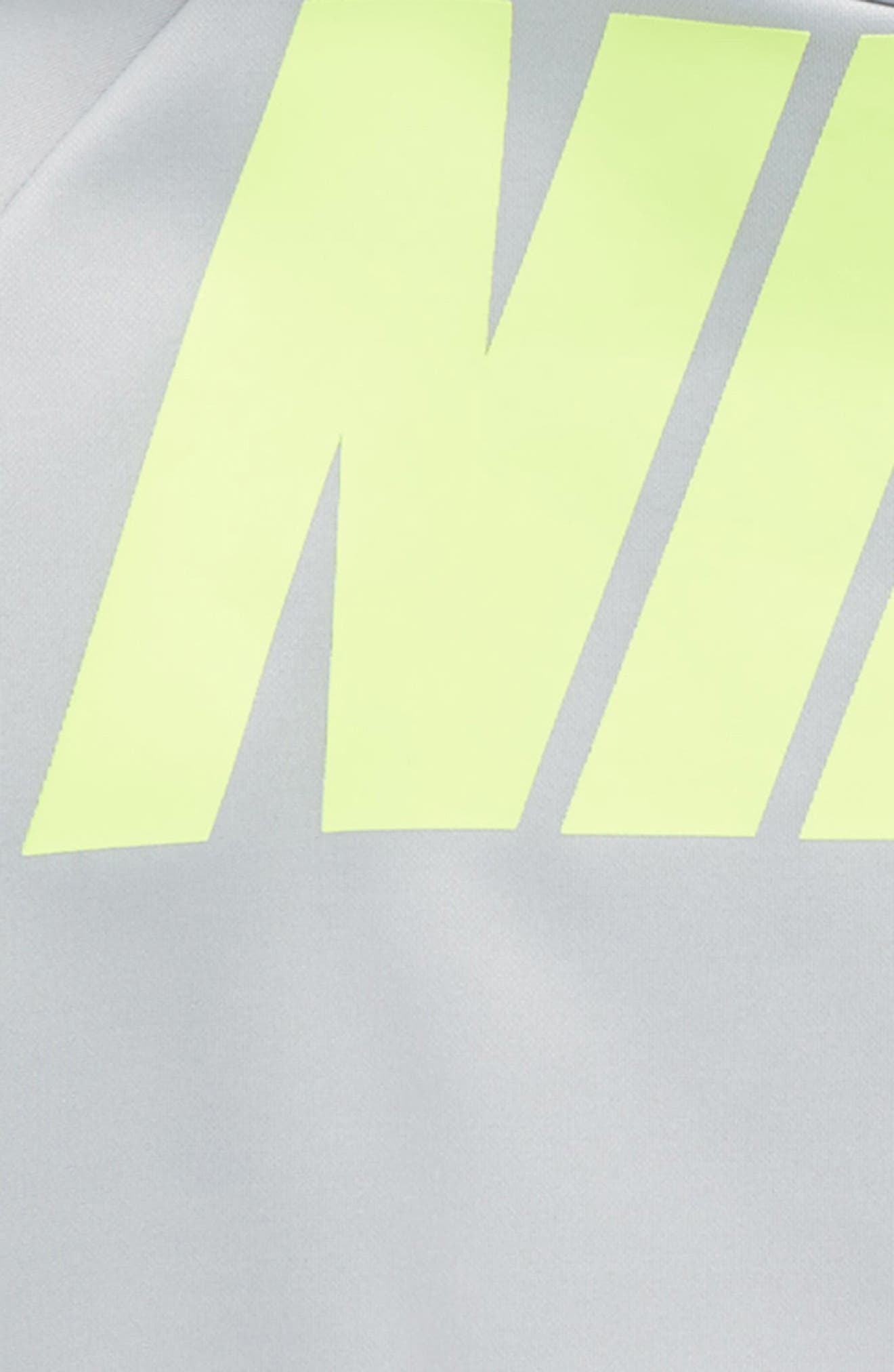 Alternate Image 2  - Nike Therma Hoodie (Toddler Boys & Little Boys)