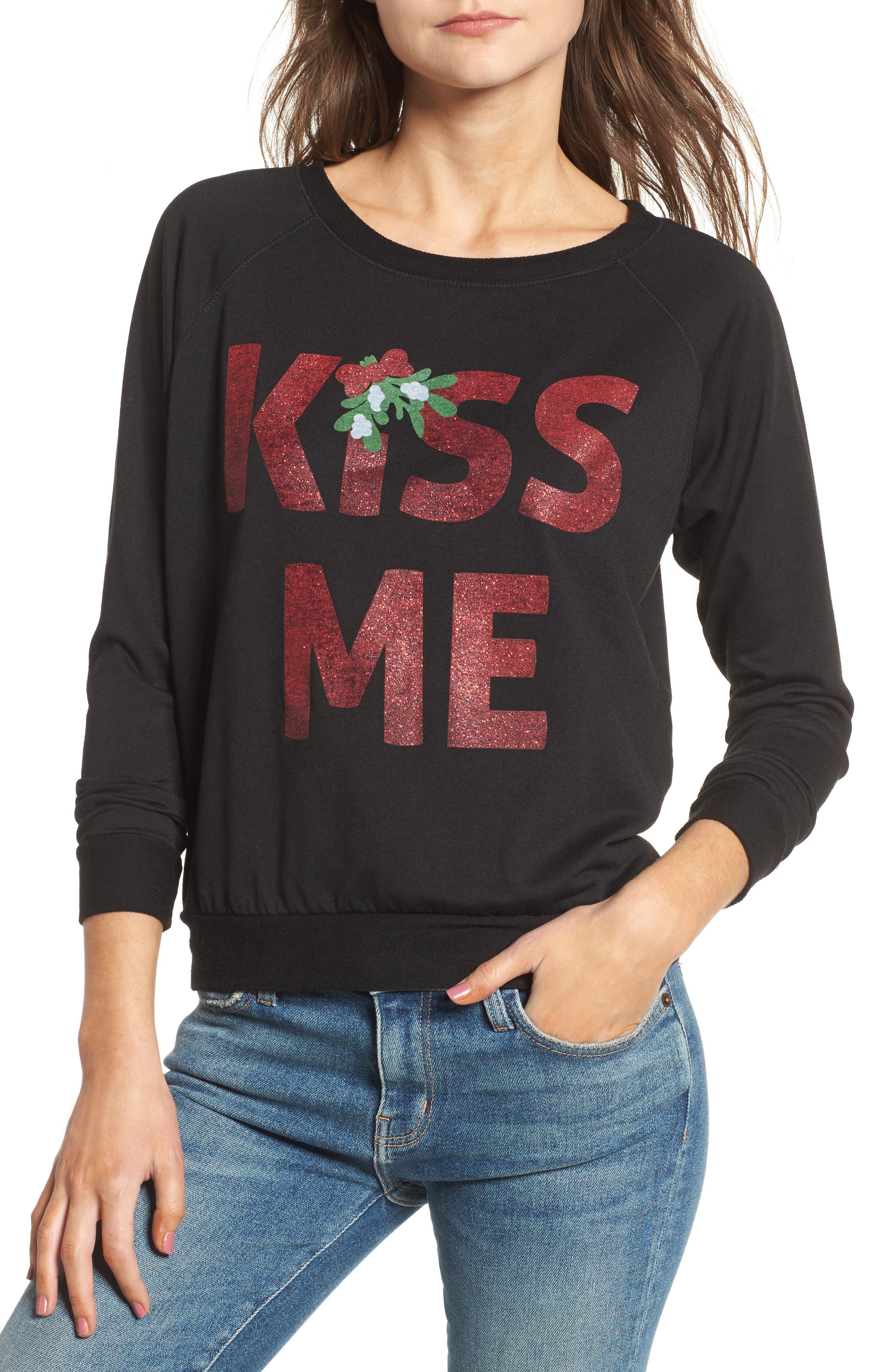 Prince Peter Kiss Me Sweatshirt